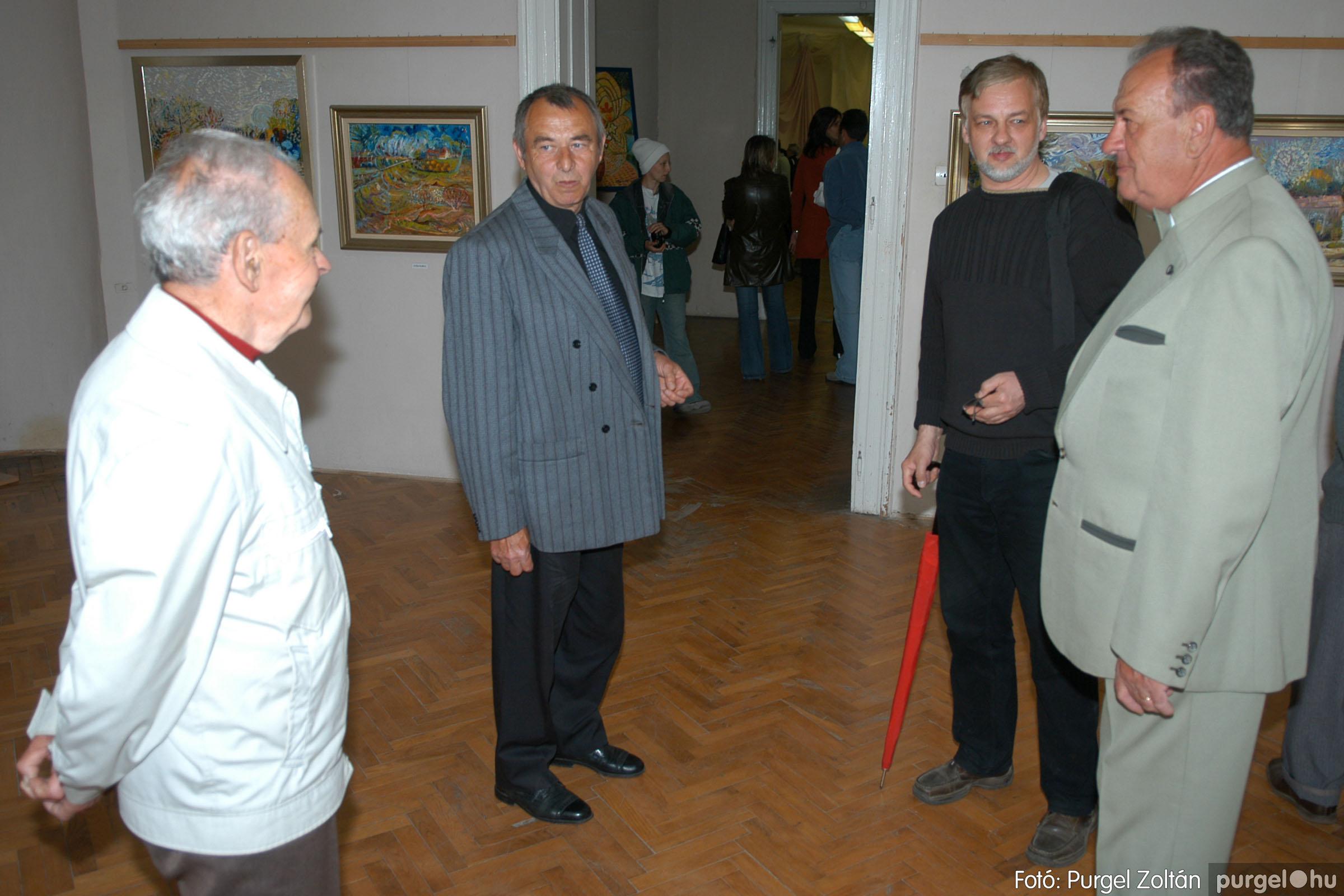 2006.04.30. 040 Virók Csilla festőművész kiállítása - Fotó:PURGEL ZOLTÁN© DSC_0050q.jpg