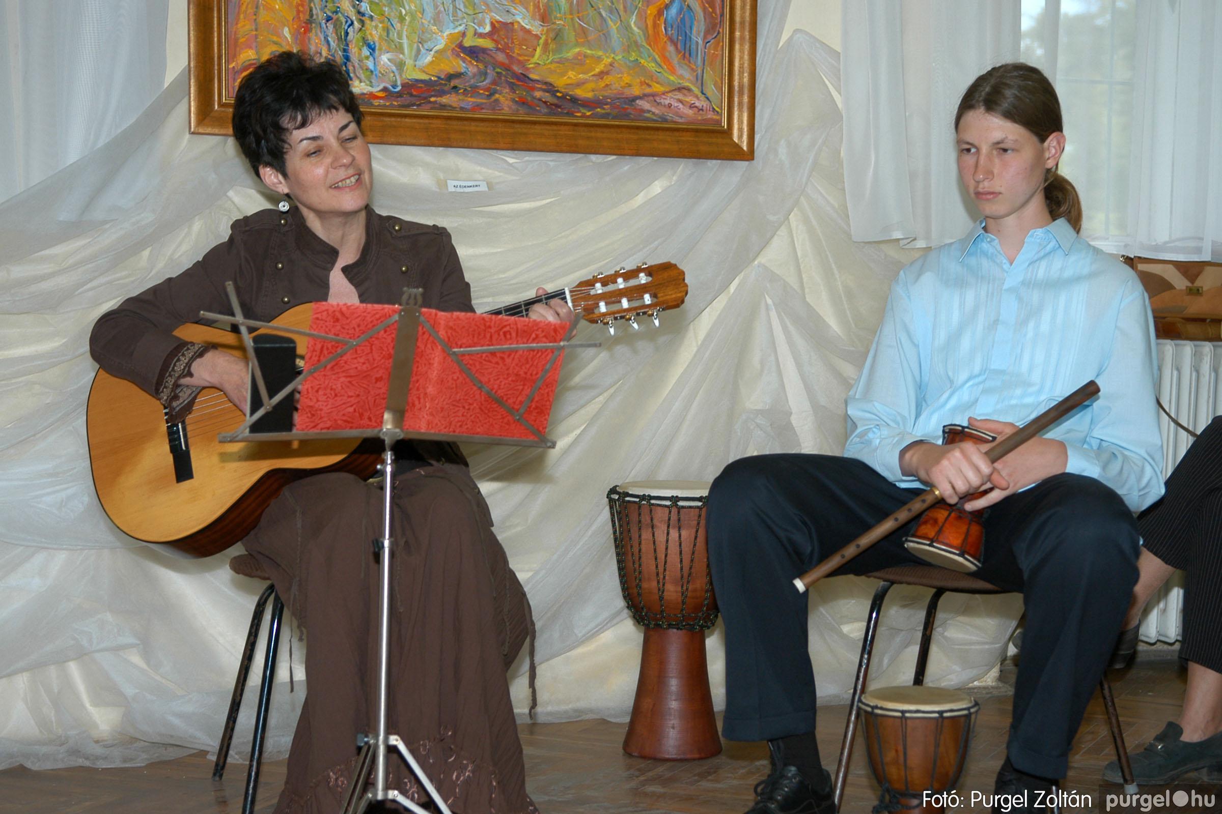 2006.04.30. 017 Virók Csilla festőművész kiállítása - Fotó:PURGEL ZOLTÁN© DSC_0019q.jpg