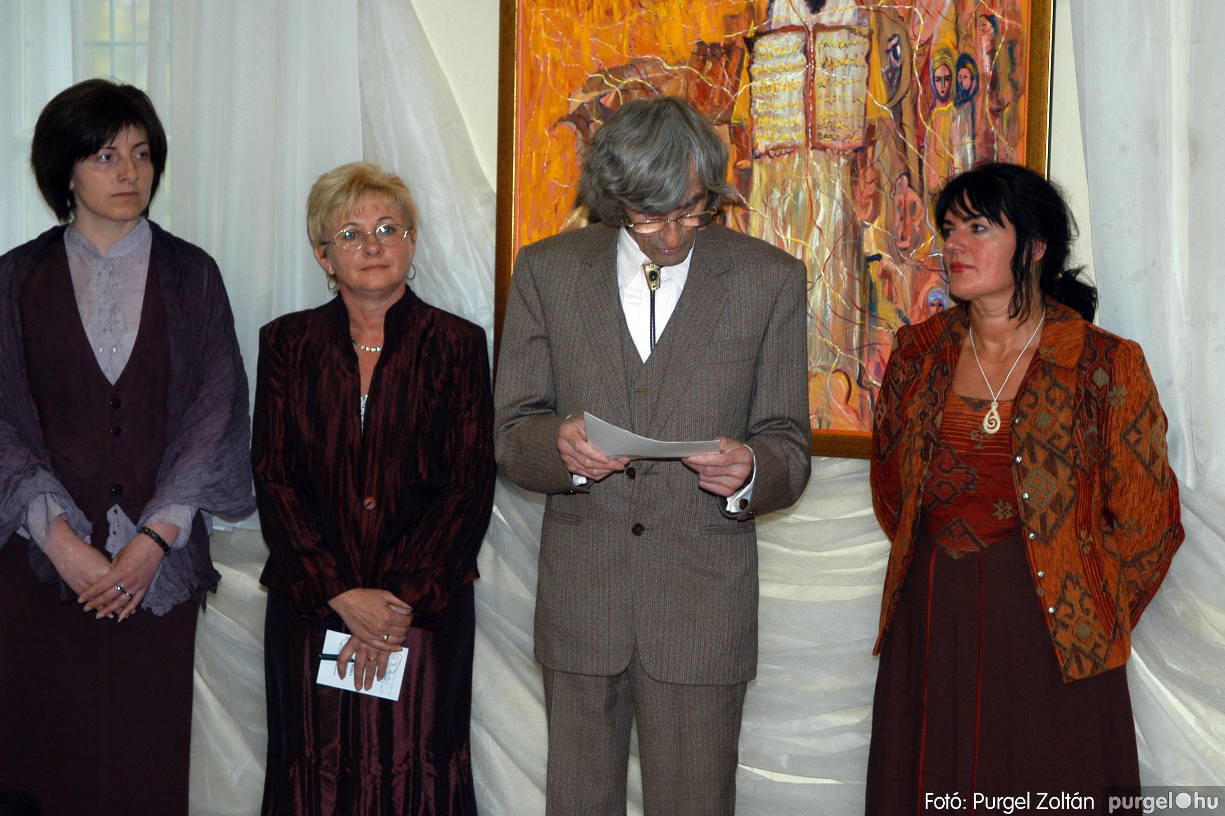 2006.04.30. 012 Virók Csilla festőművész kiállítása - Fotó:PURGEL ZOLTÁN© DSC_0014q.jpg