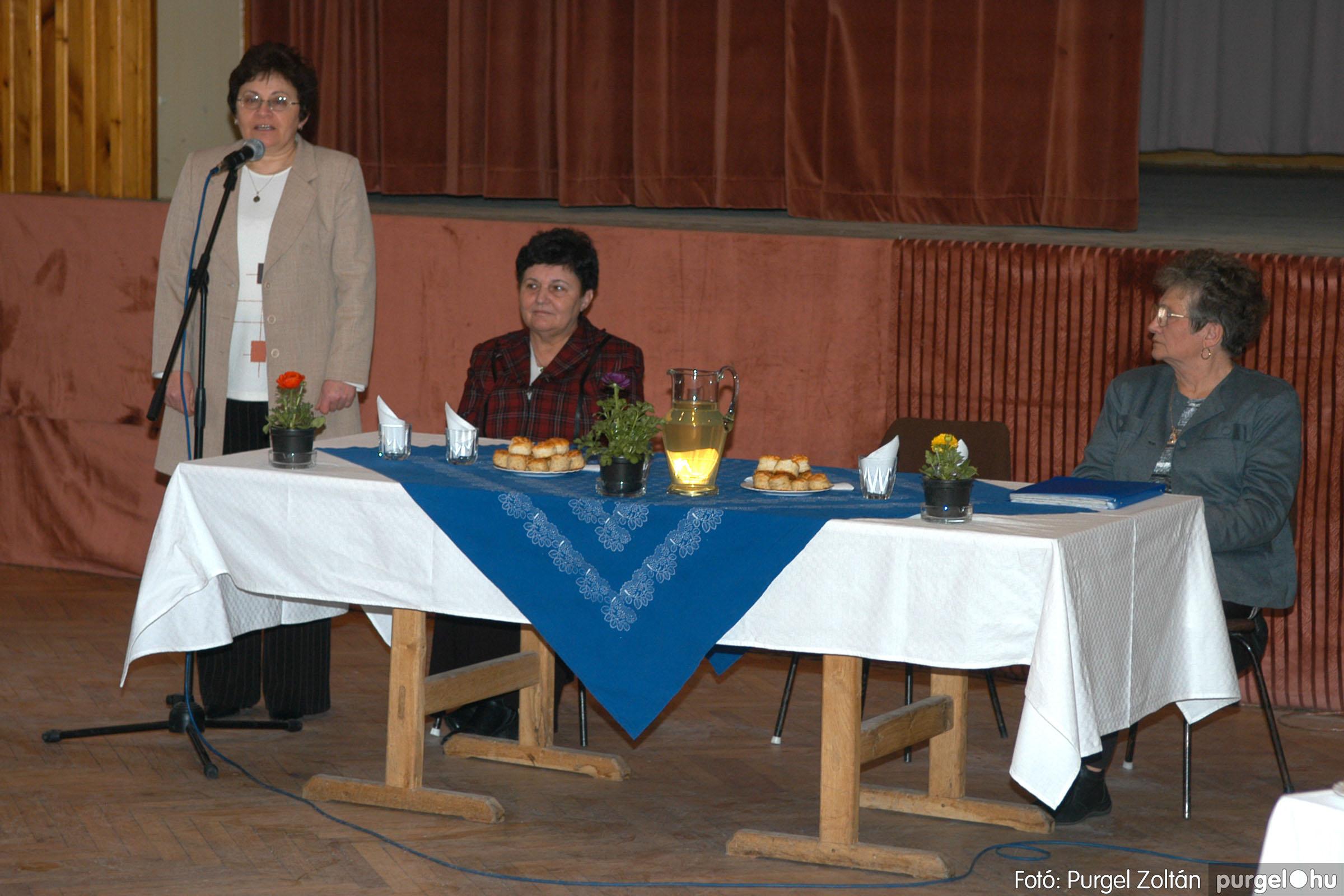 2006.03.18. 023 Pedagógus találkozó és iskolatörténeti kiállítás - Fotó:PURGEL ZOLTÁN©.jpg