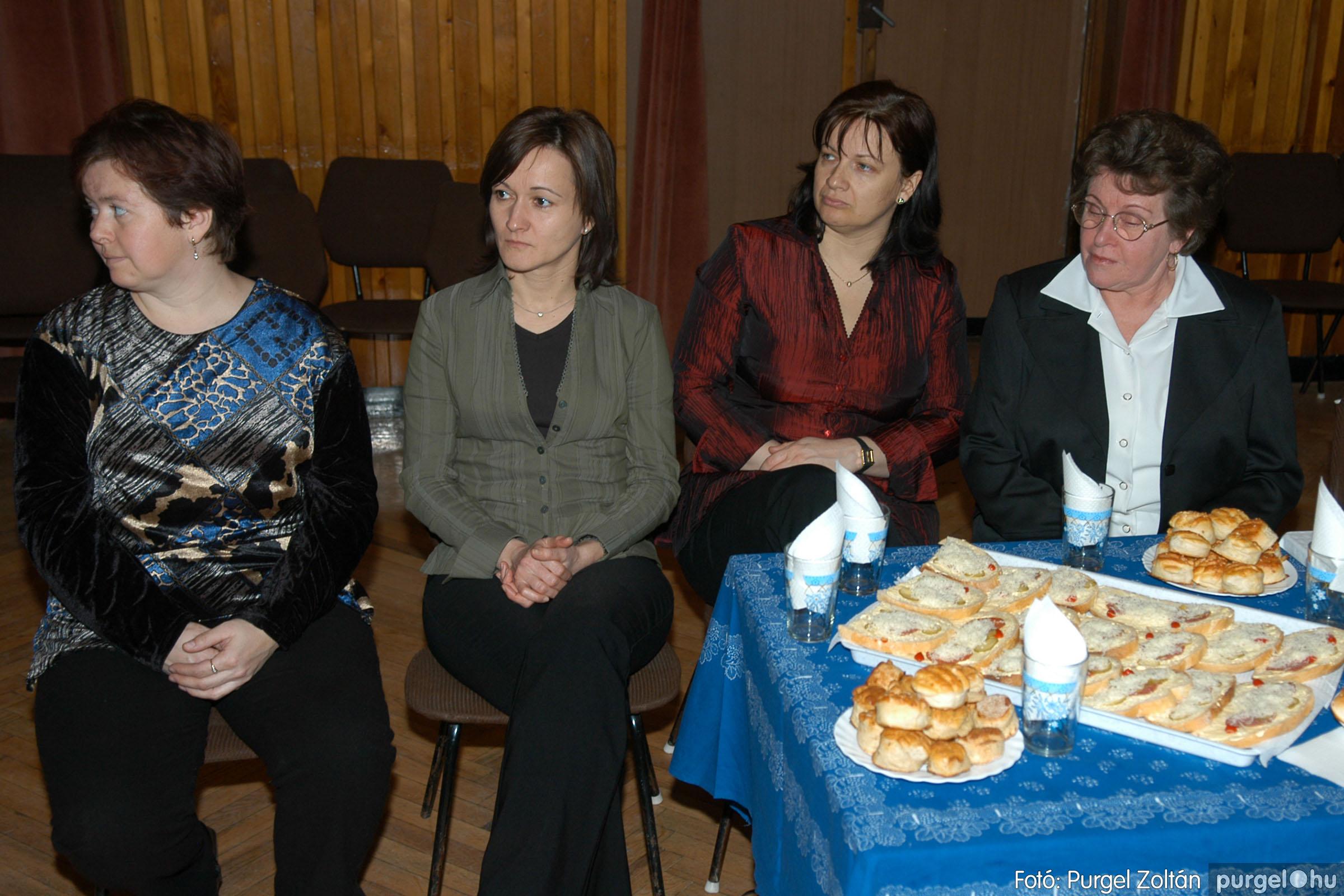 2006.03.18. 021 Pedagógus találkozó és iskolatörténeti kiállítás - Fotó:PURGEL ZOLTÁN©.jpg