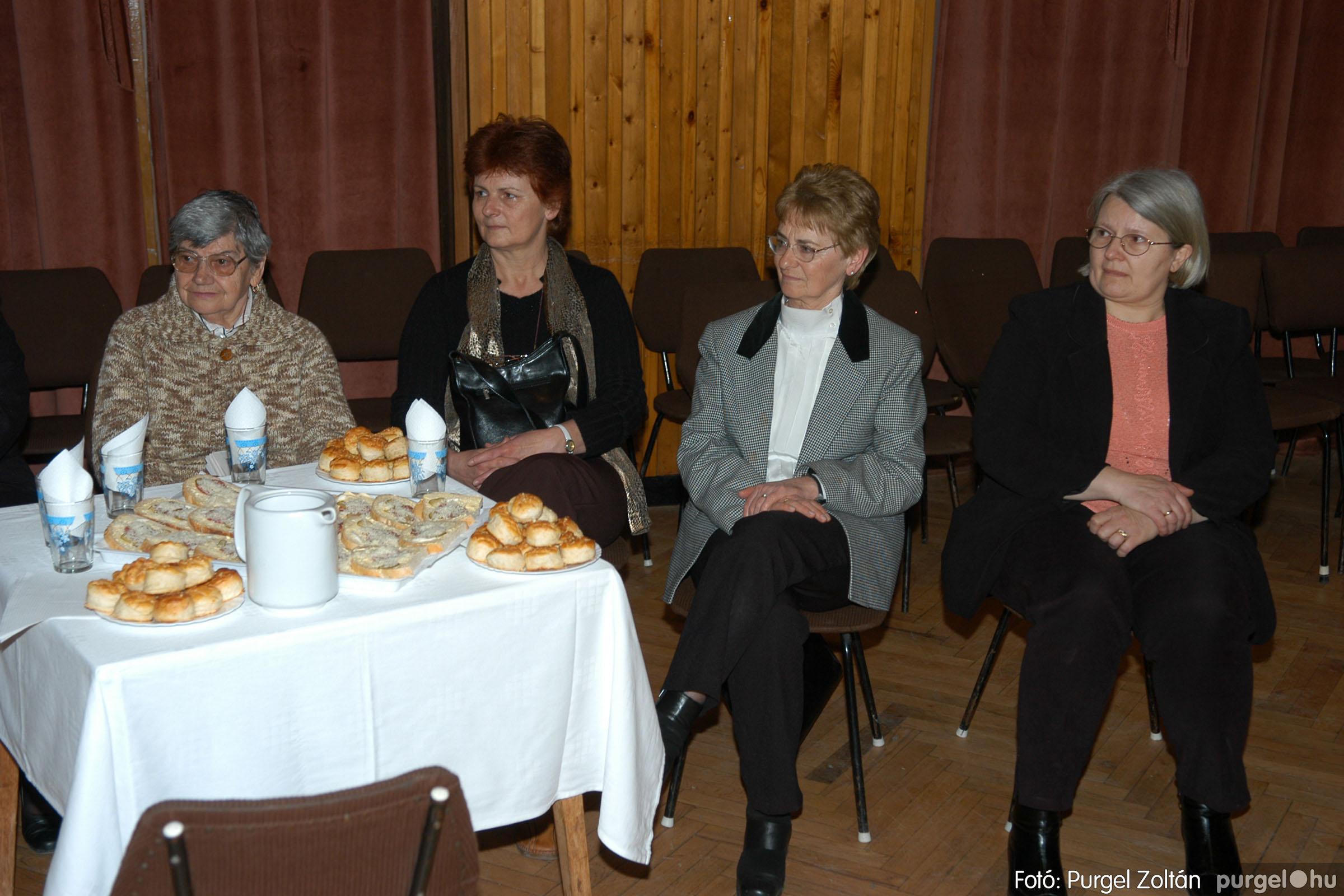 2006.03.18. 014 Pedagógus találkozó és iskolatörténeti kiállítás - Fotó:PURGEL ZOLTÁN©.jpg