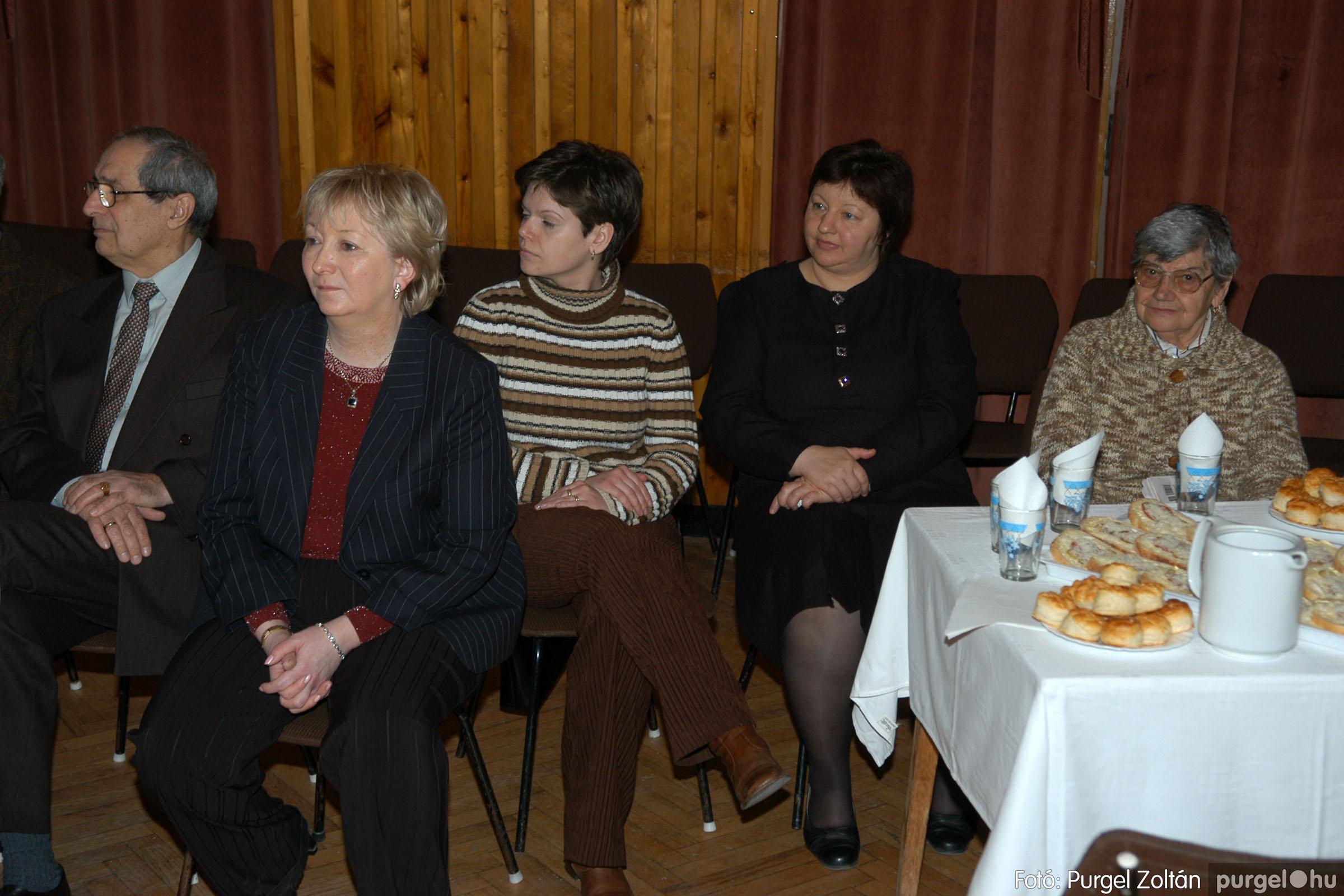 2006.03.18. 013 Pedagógus találkozó és iskolatörténeti kiállítás - Fotó:PURGEL ZOLTÁN©.jpg