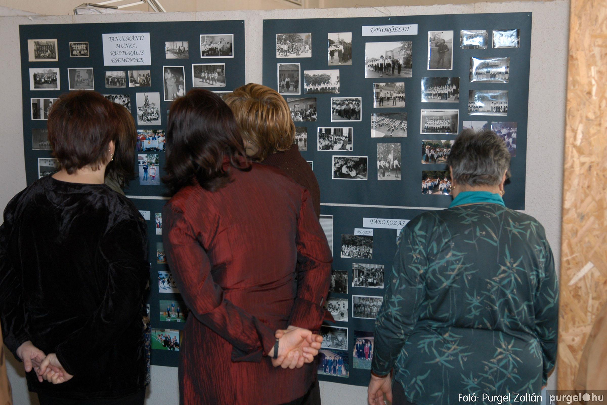 2006.03.18. 004 Pedagógus találkozó és iskolatörténeti kiállítás - Fotó:PURGEL ZOLTÁN©.jpg