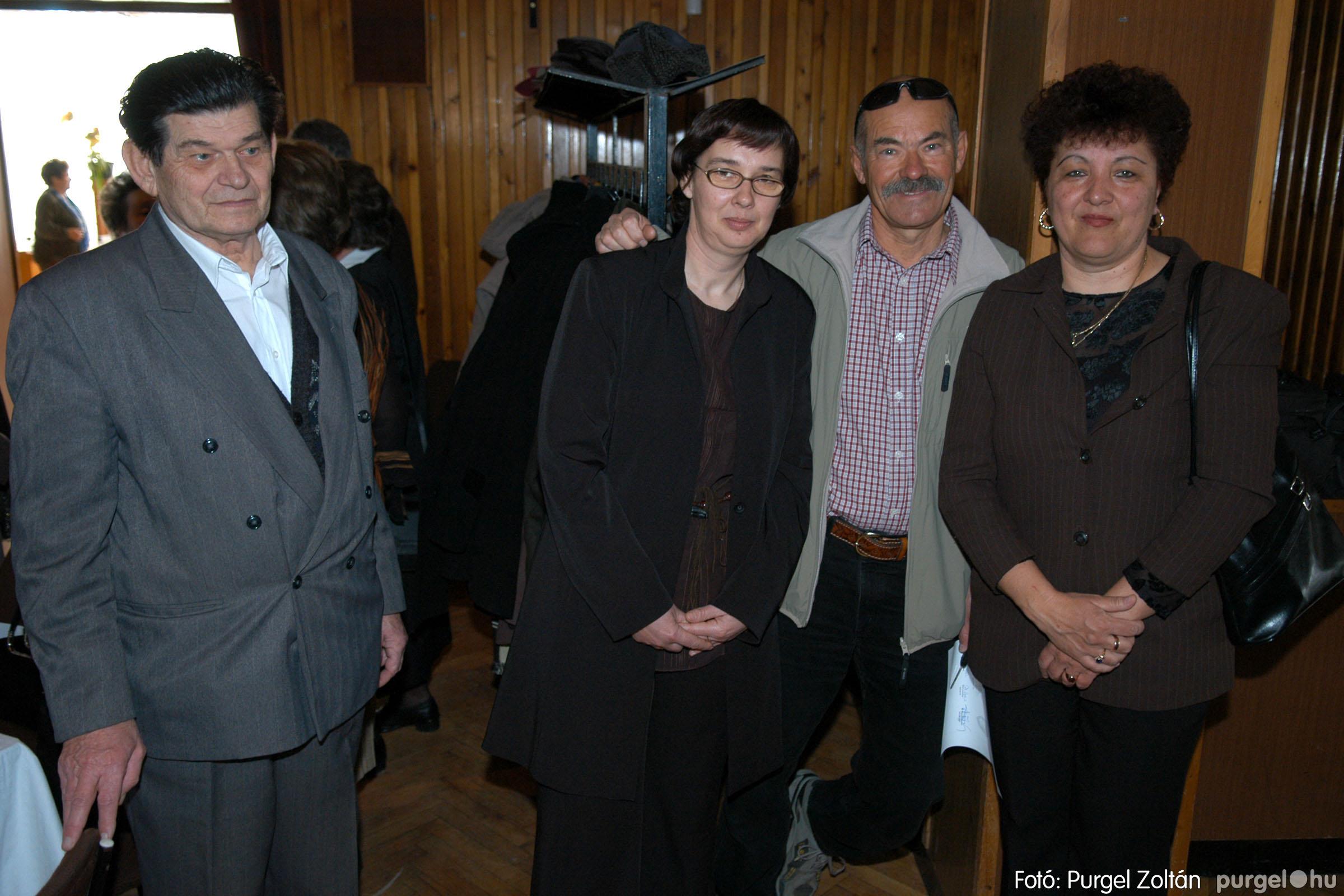 2006.03.18. 001 Pedagógus találkozó és iskolatörténeti kiállítás - Fotó:PURGEL ZOLTÁN©.jpg