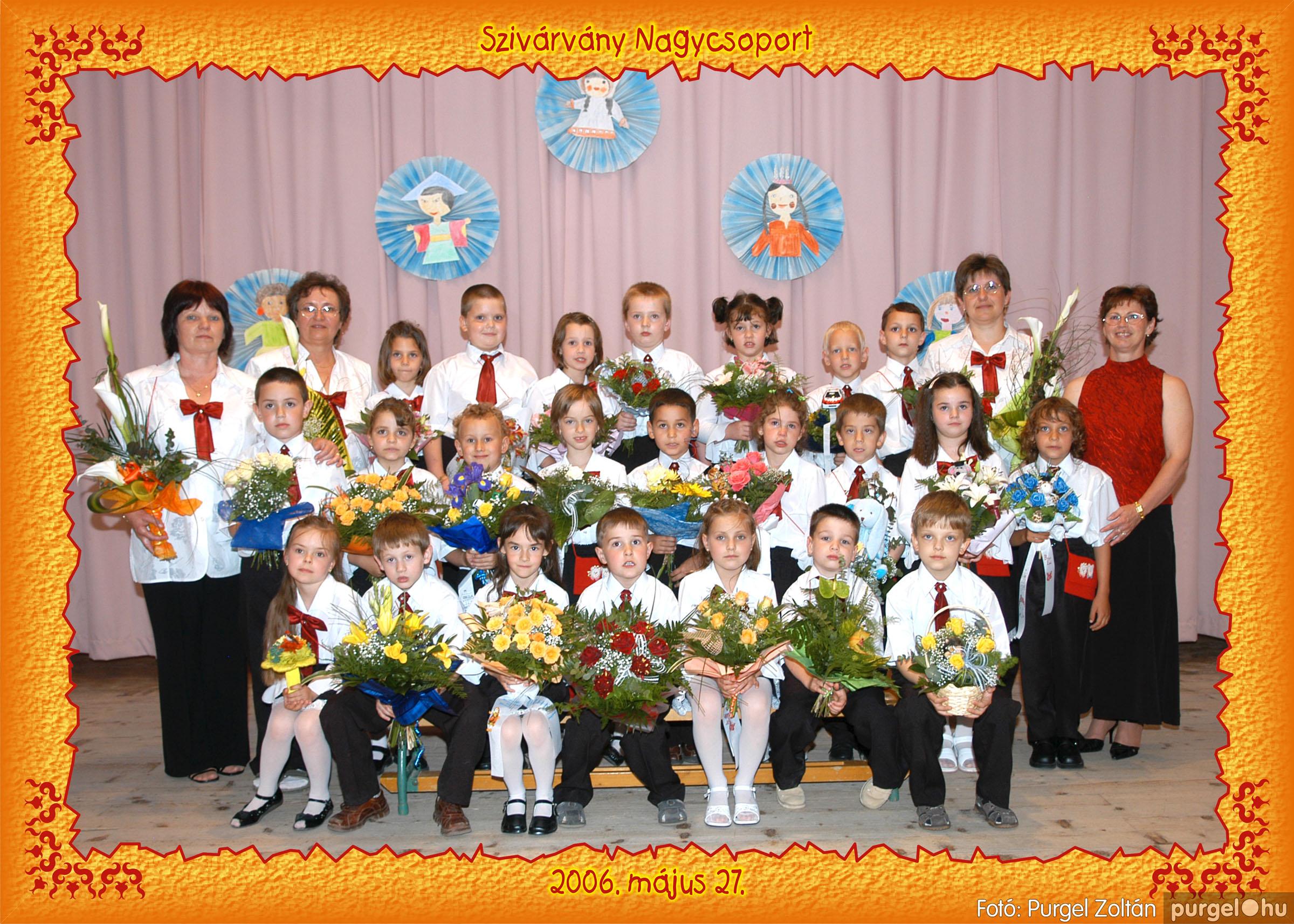 2006.05.10-27. 024 Kurca-parti Óvoda csoportképek 2006. - Fotó:PURGEL ZOLTÁN© csoport-653-szivárvány.jpg