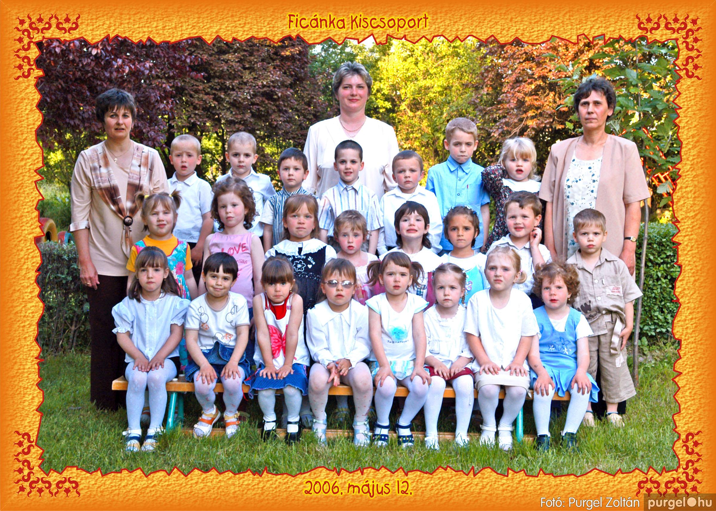 2006.05.10-27. 008 Kurca-parti Óvoda csoportképek 2006. - Fotó:PURGEL ZOLTÁN© csoport-253-ficánka.jpg