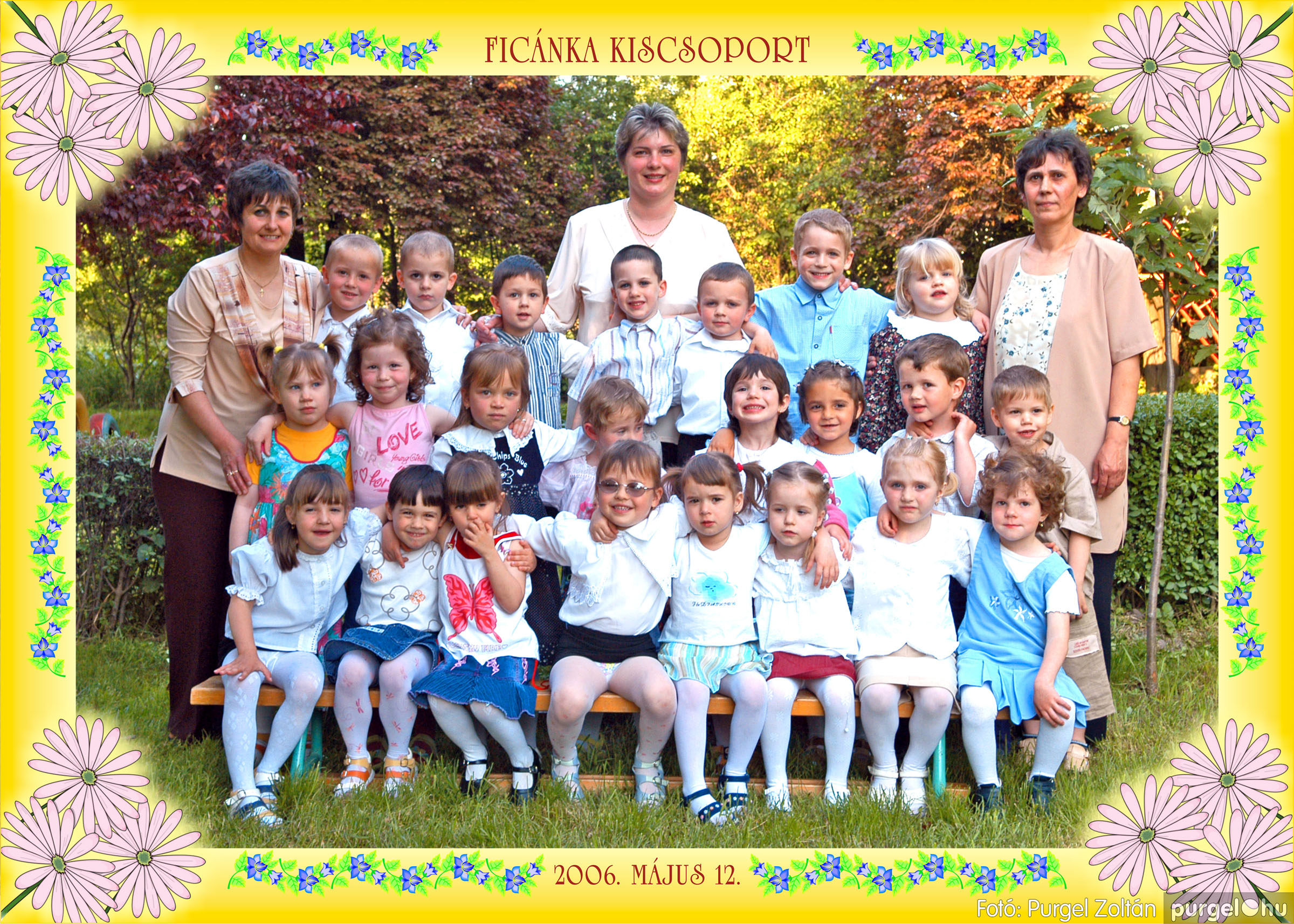 2006.05.10-27. 006 Kurca-parti Óvoda csoportképek 2006. - Fotó:PURGEL ZOLTÁN© csoport-251-ficánka.jpg