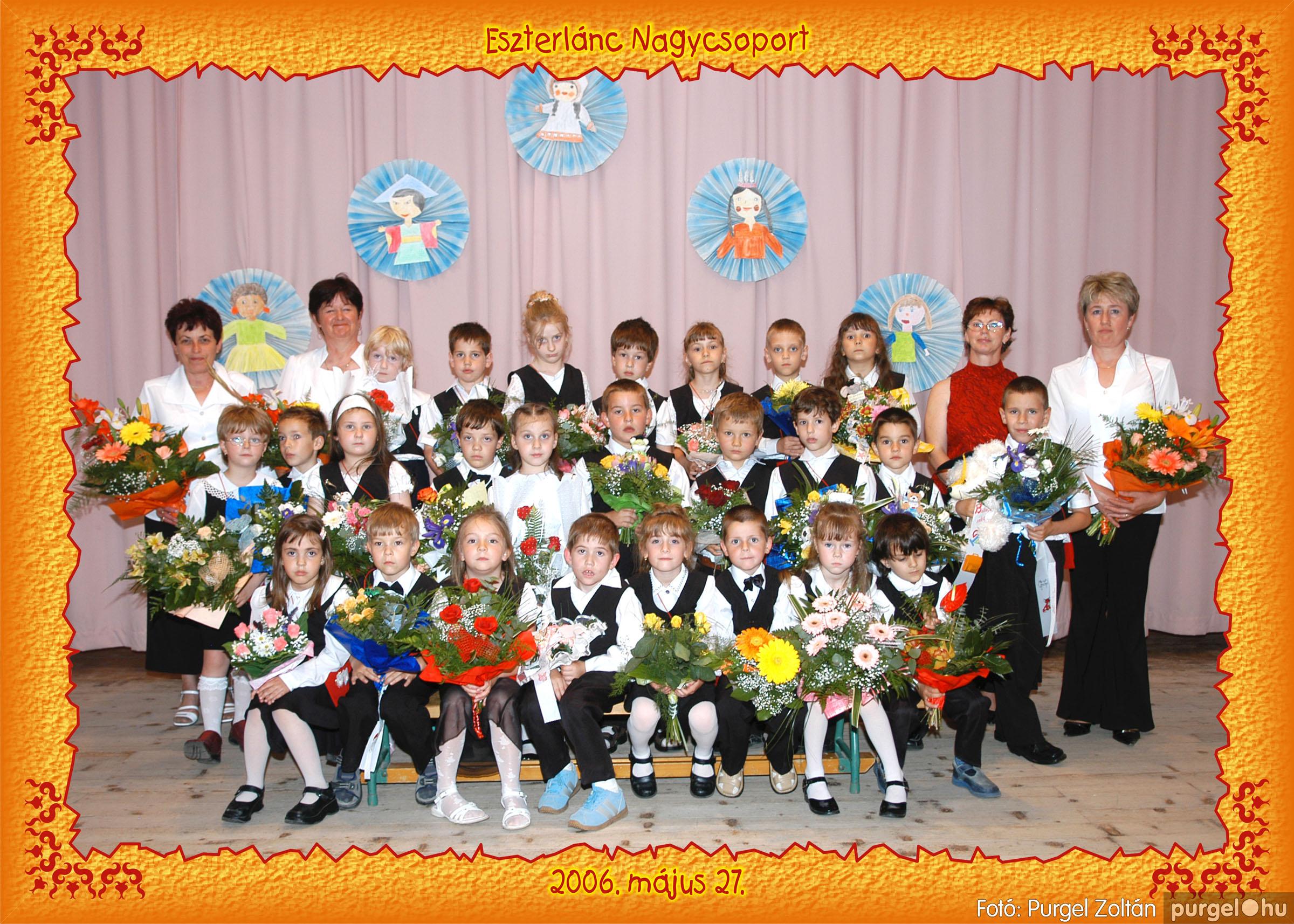 2006.05.10-27. 003 Kurca-parti Óvoda csoportképek 2006. - Fotó:PURGEL ZOLTÁN© csoport-153-eszterlánc.jpg