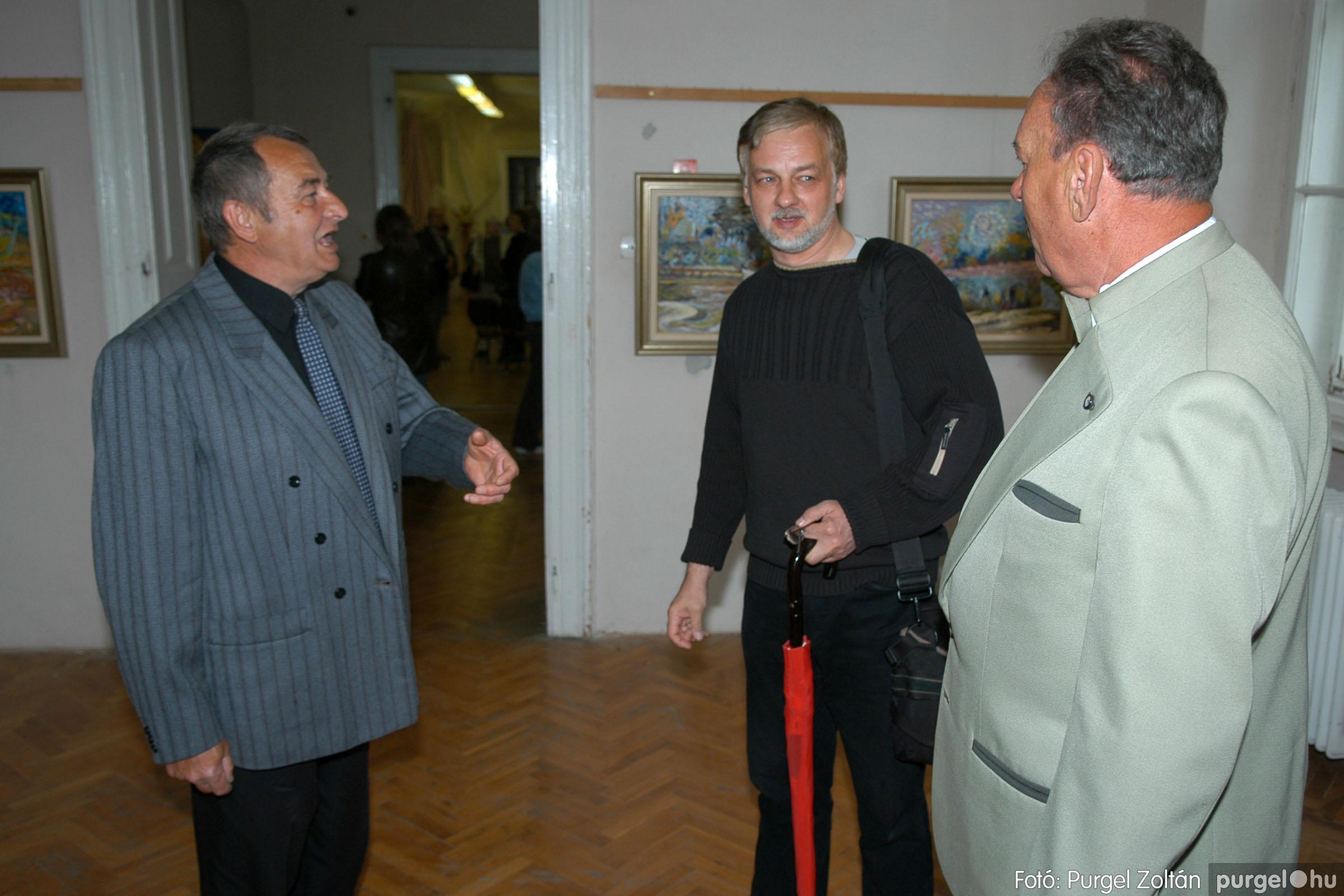 2006.04.30. 039 Virók Csilla festőművész kiállítása - Fotó:PURGEL ZOLTÁN© DSC_0049q.jpg