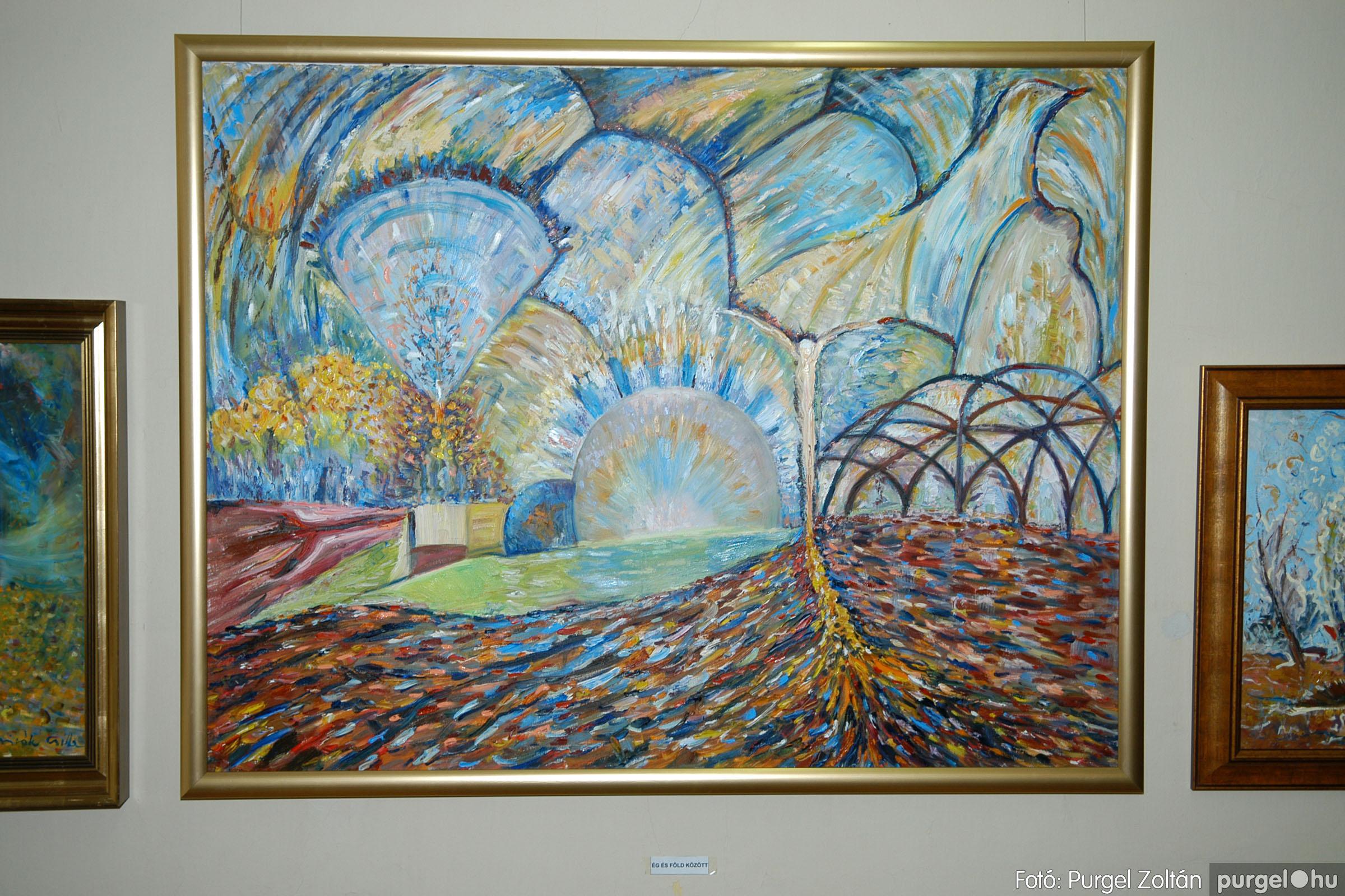 2006.04.30. 037 Virók Csilla festőművész kiállítása - Fotó:PURGEL ZOLTÁN© DSC_0046q.jpg