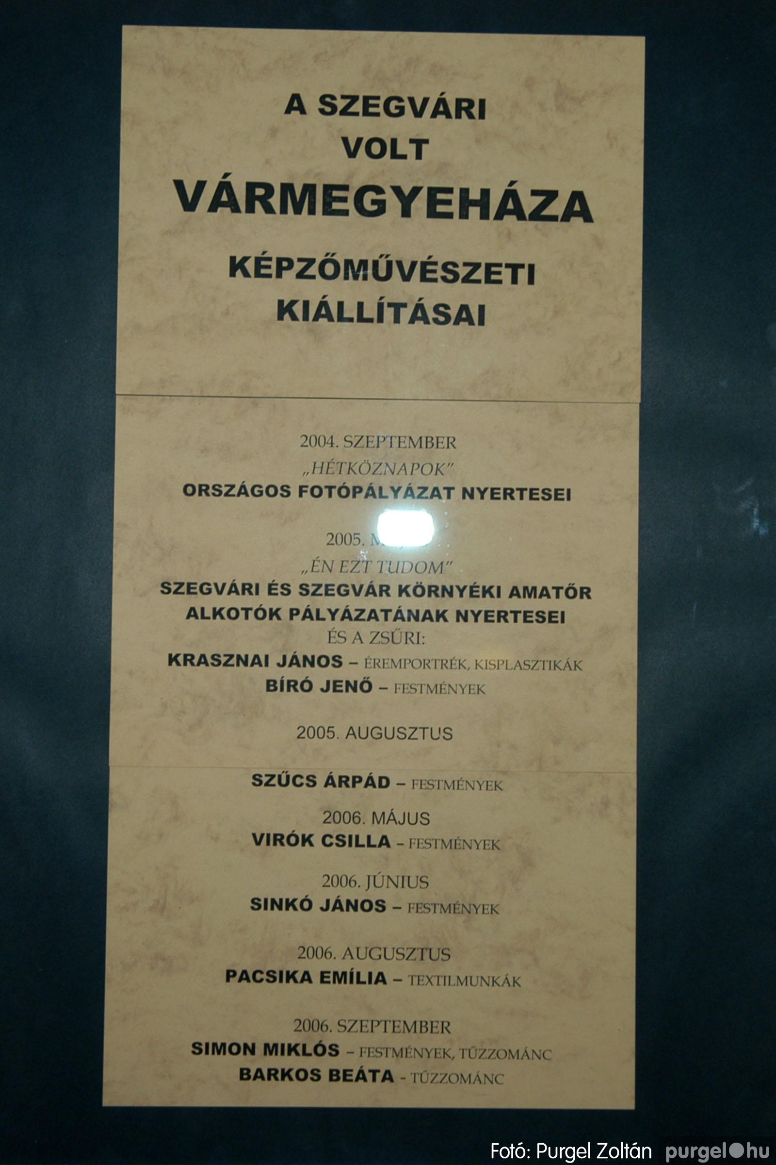 2006.04.30. 035 Virók Csilla festőművész kiállítása - Fotó:PURGEL ZOLTÁN© DSC_0042q.jpg