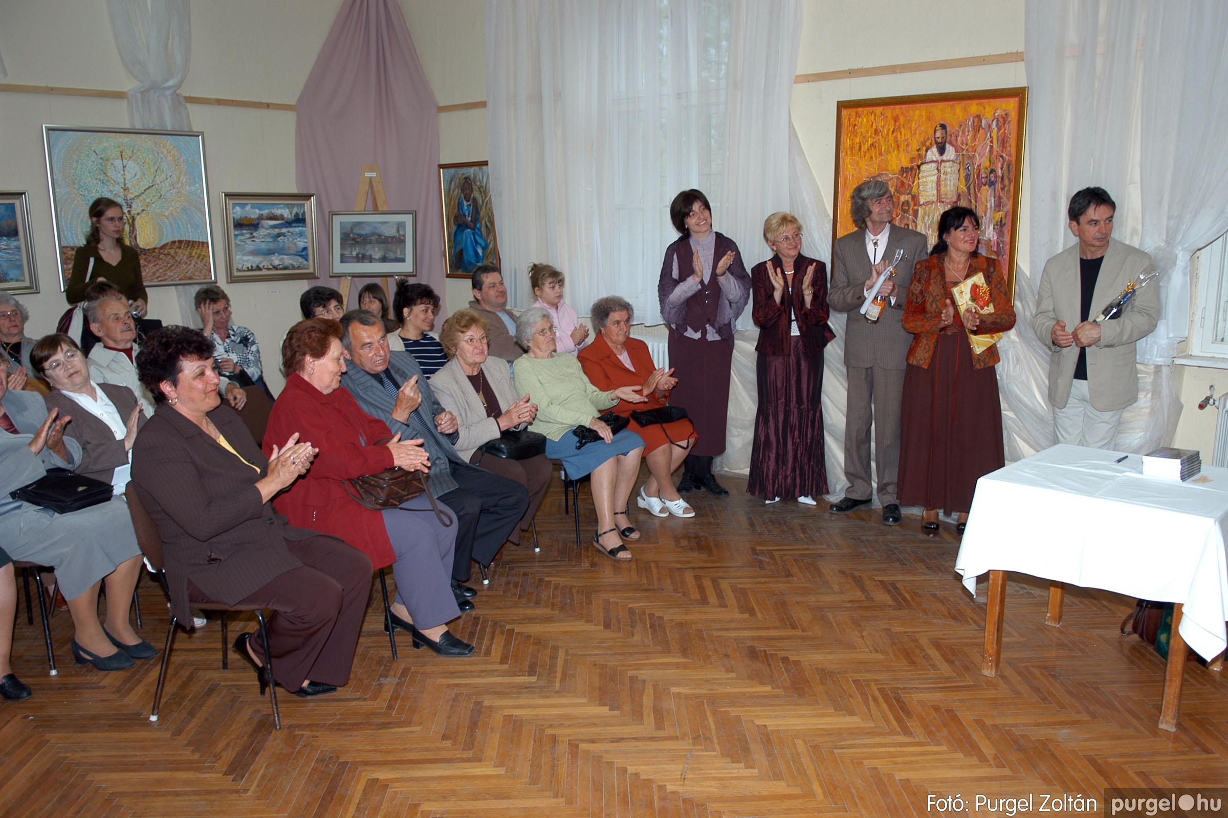 2006.04.30. 032 Virók Csilla festőművész kiállítása - Fotó:PURGEL ZOLTÁN© DSC_0039q.jpg