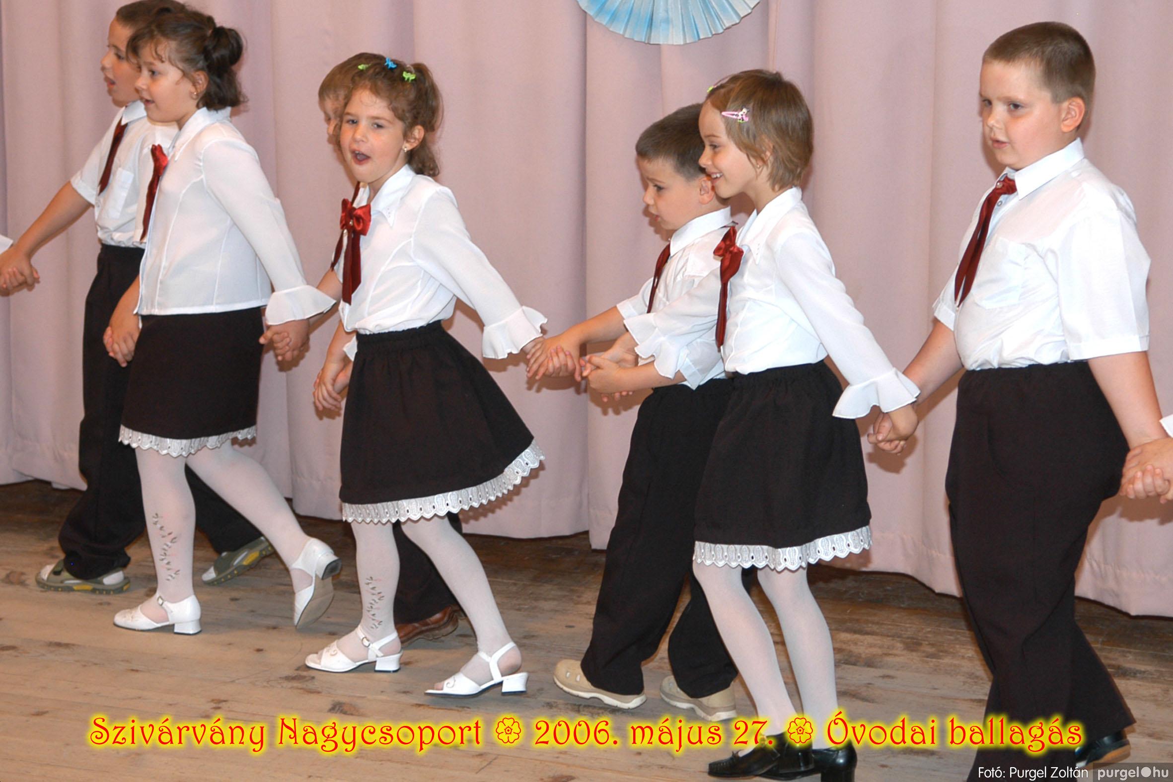 2006.05.27. 167 Kurca-parti Óvoda évzáró 2006. - Szivárvány csoport - Fotó:PURGEL ZOLTÁN© 604.jpg