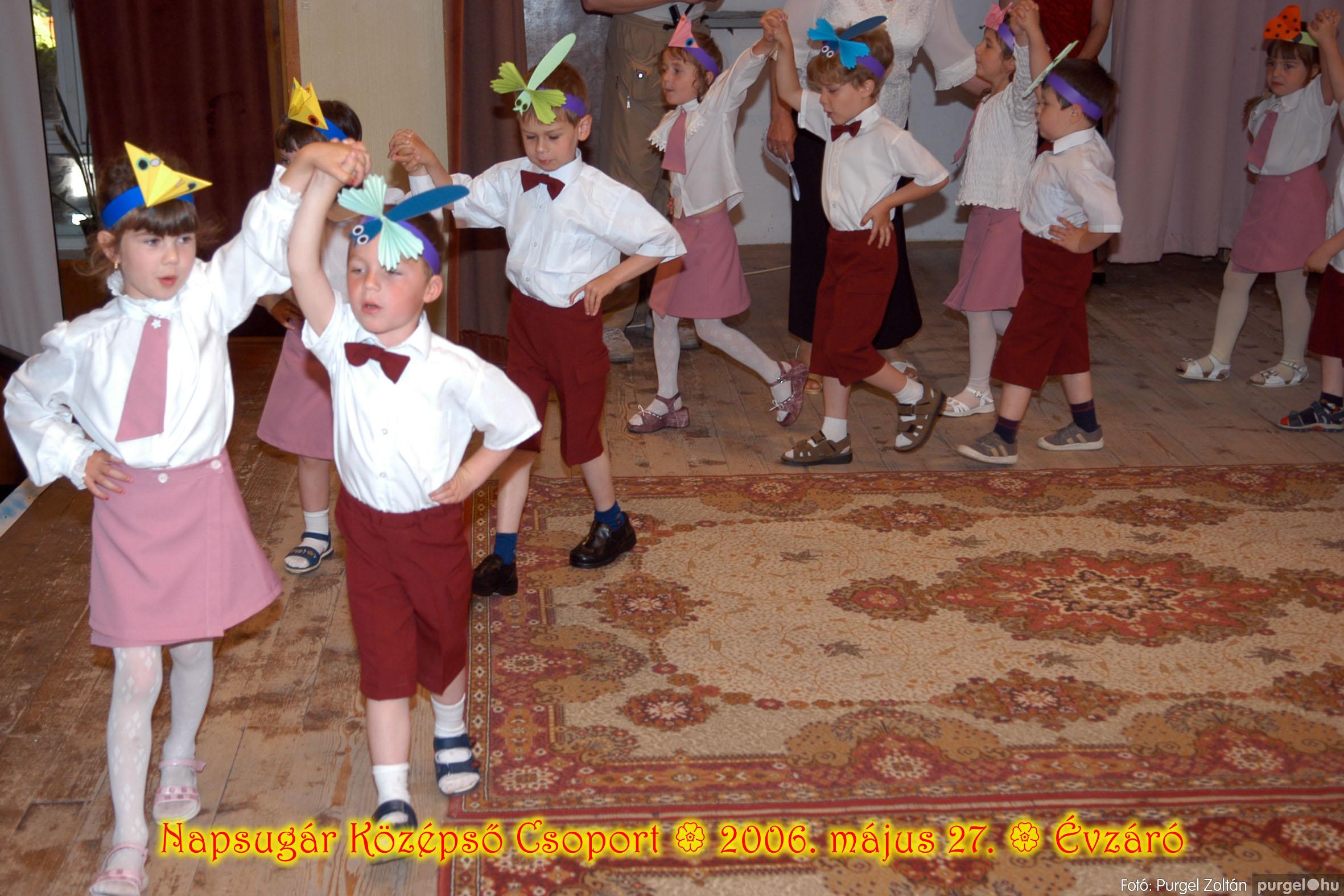 2006.05.27. 106 Kurca-parti Óvoda évzáró 2006. - Napsugár csoport - Fotó:PURGEL ZOLTÁN© 404.jpg