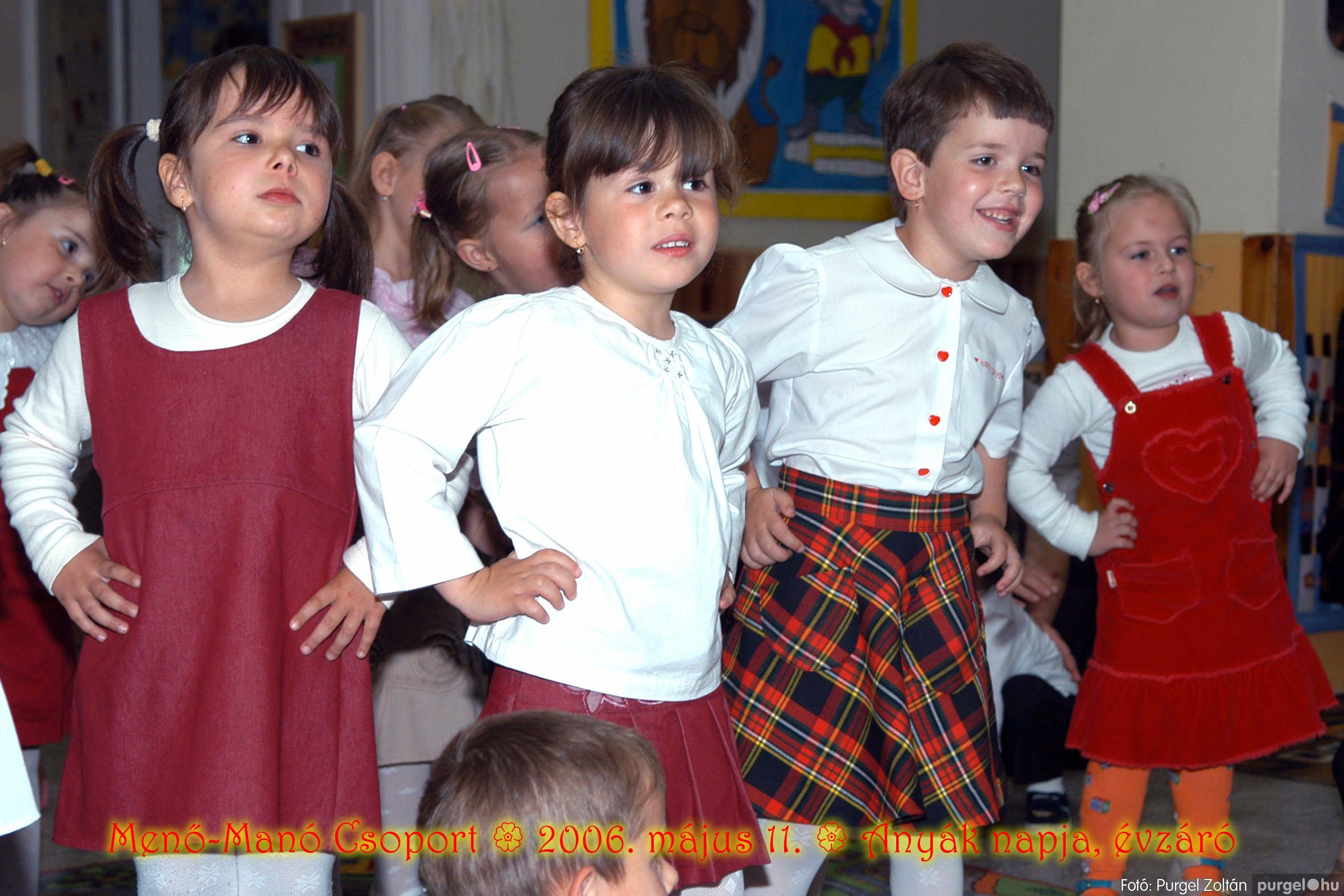2006.05.11. 024 Kurca-parti Óvoda évzáró 2006. - Menő-Manó csoport - Fotó:PURGEL ZOLTÁN© 306.jpg
