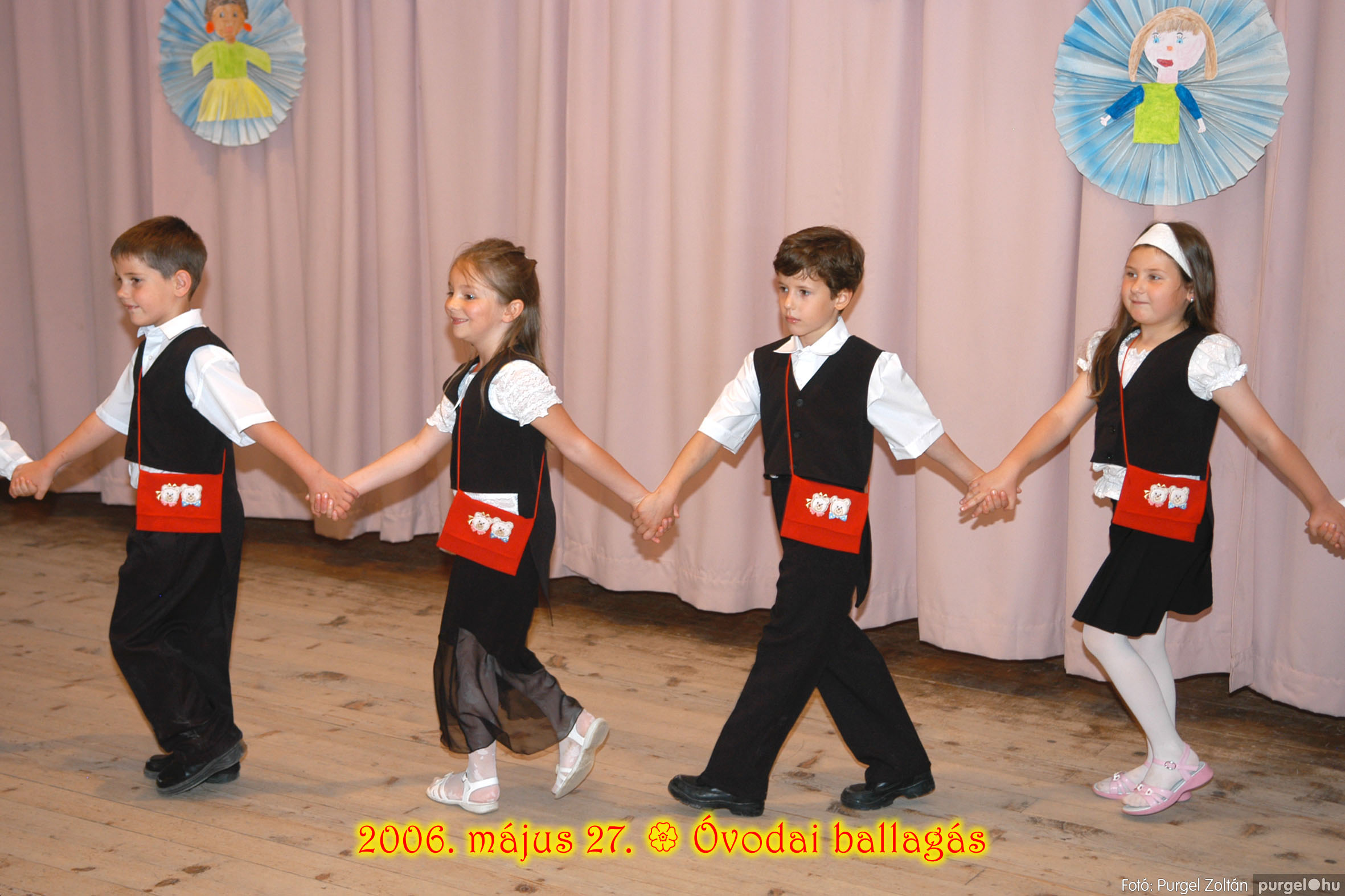 2006.05.27. 206 Kurca-parti Óvoda évzáró 2006. - Eszterlánc és Szivárvány csoportok - Fotó:PURGEL ZOLTÁN© 803.jpg