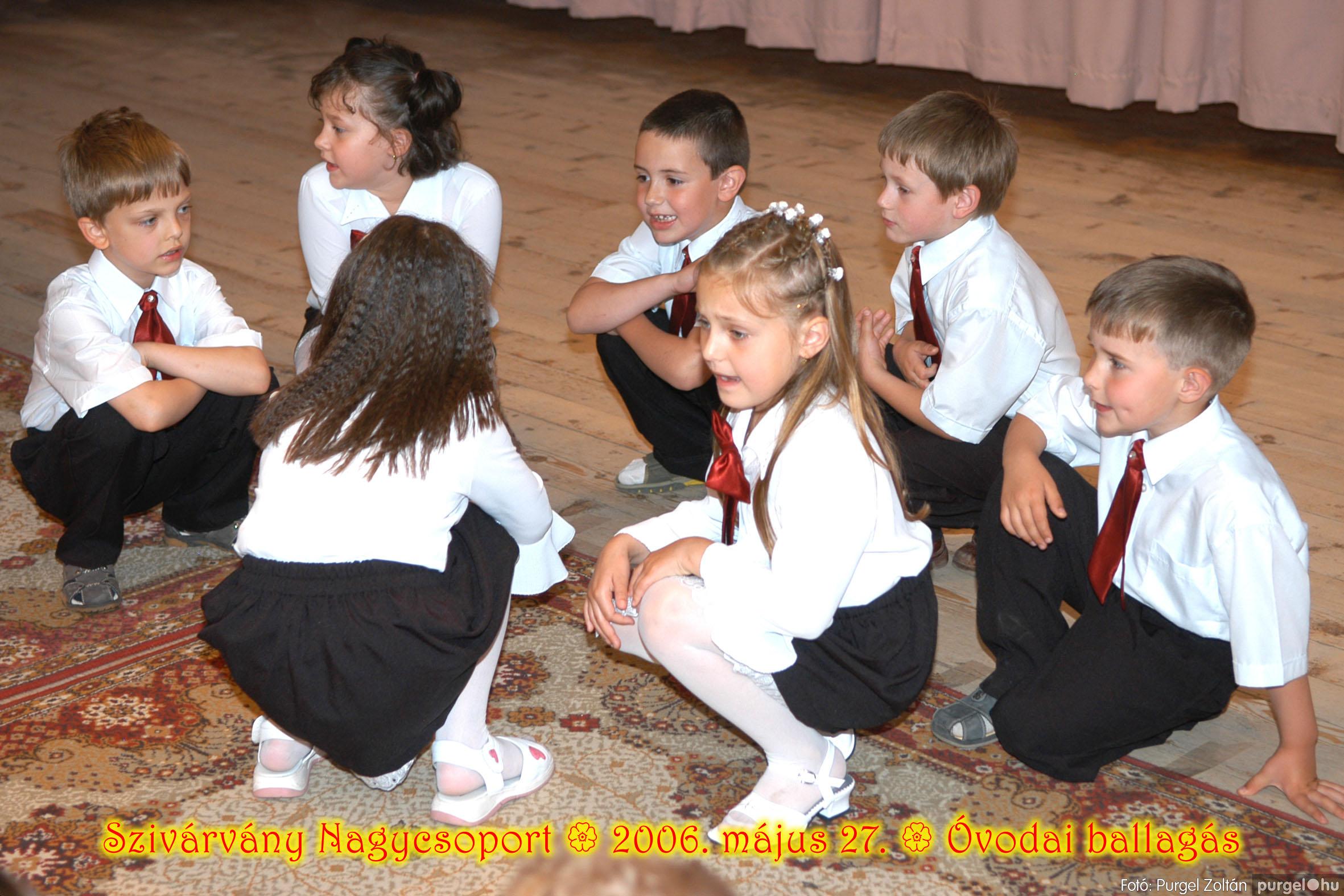 2006.05.27. 174 Kurca-parti Óvoda évzáró 2006. - Szivárvány csoport - Fotó:PURGEL ZOLTÁN© 611.jpg