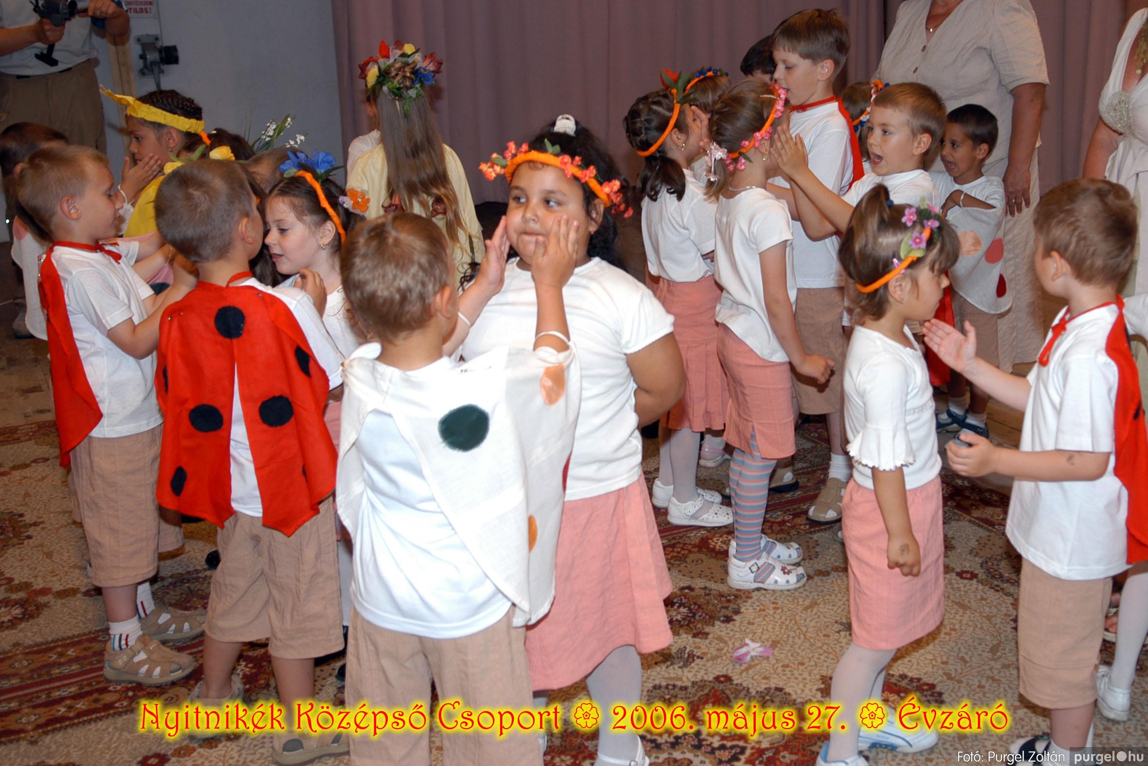 2006.05.27. 160 Kurca-parti Óvoda évzáró 2006. - Nyitnikék csoport - Fotó:PURGEL ZOLTÁN© 528.jpg