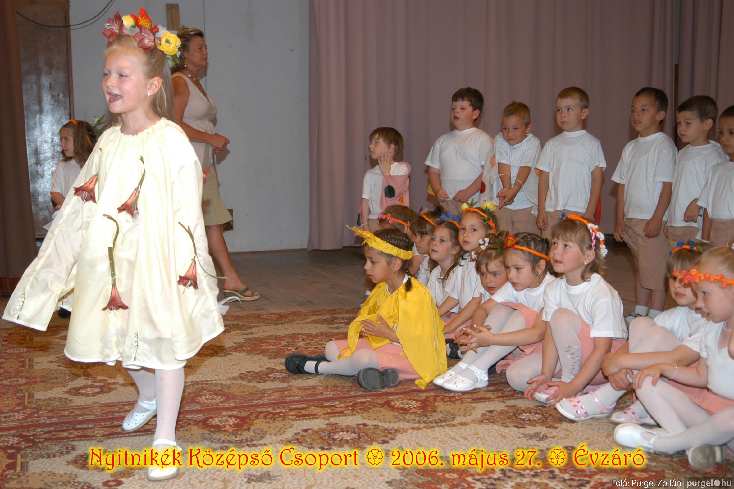 2006.05.27. 156 Kurca-parti Óvoda évzáró 2006. - Nyitnikék csoport - Fotó:PURGEL ZOLTÁN© 524.jpg