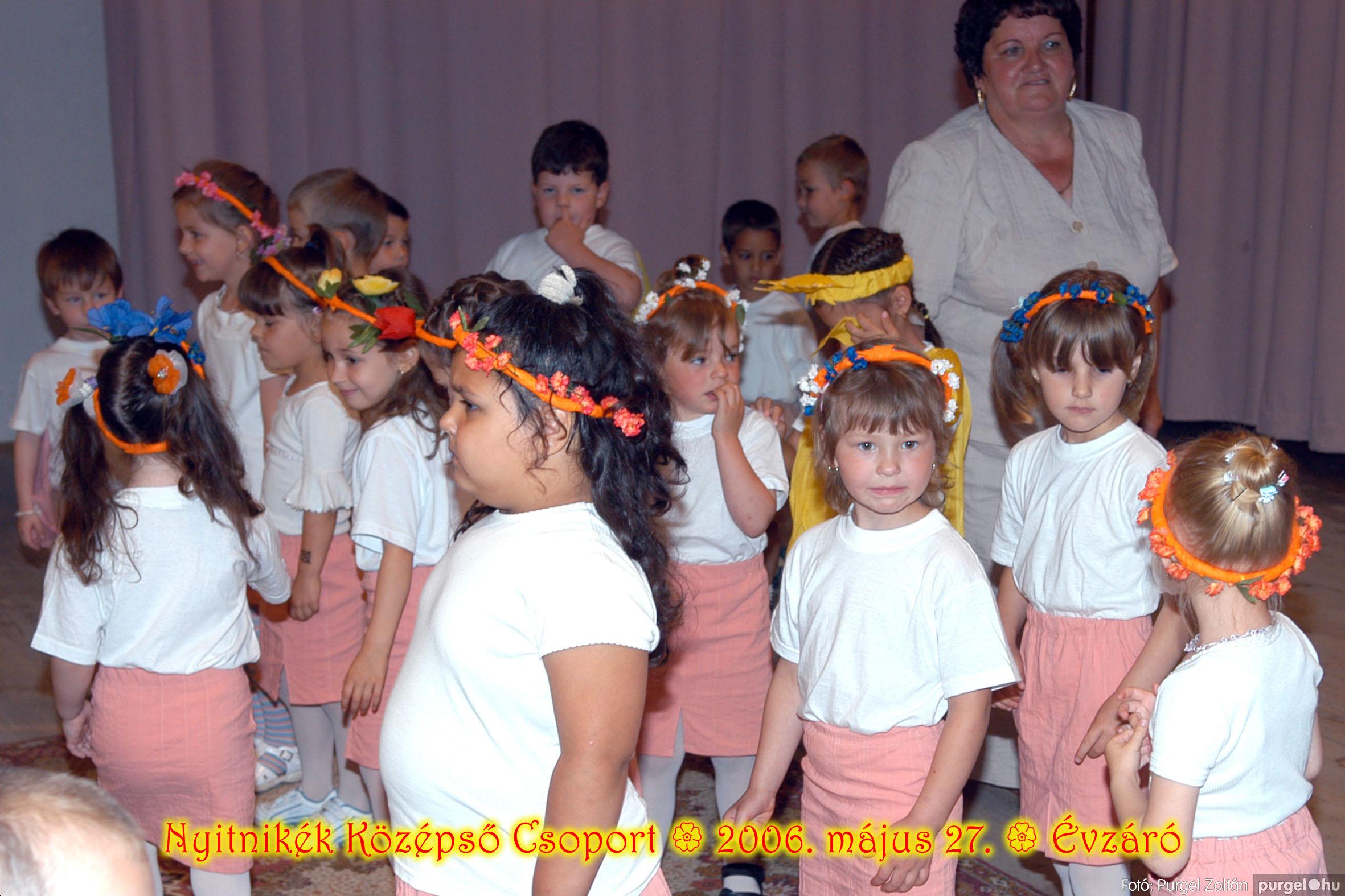 2006.05.27. 135 Kurca-parti Óvoda évzáró 2006. - Nyitnikék csoport - Fotó:PURGEL ZOLTÁN© 503.jpg