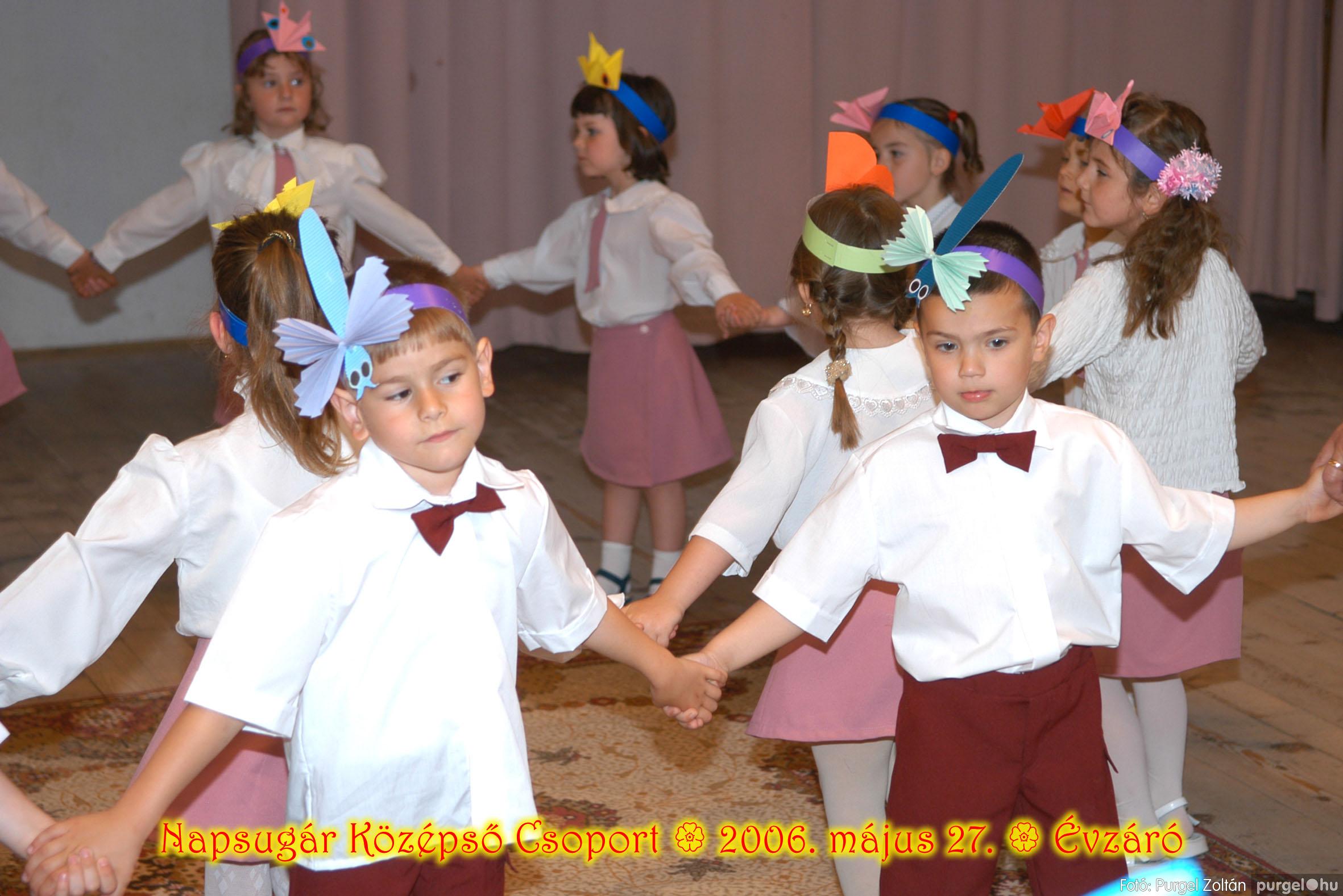 2006.05.27. 123 Kurca-parti Óvoda évzáró 2006. - Napsugár csoport - Fotó:PURGEL ZOLTÁN© 421.jpg
