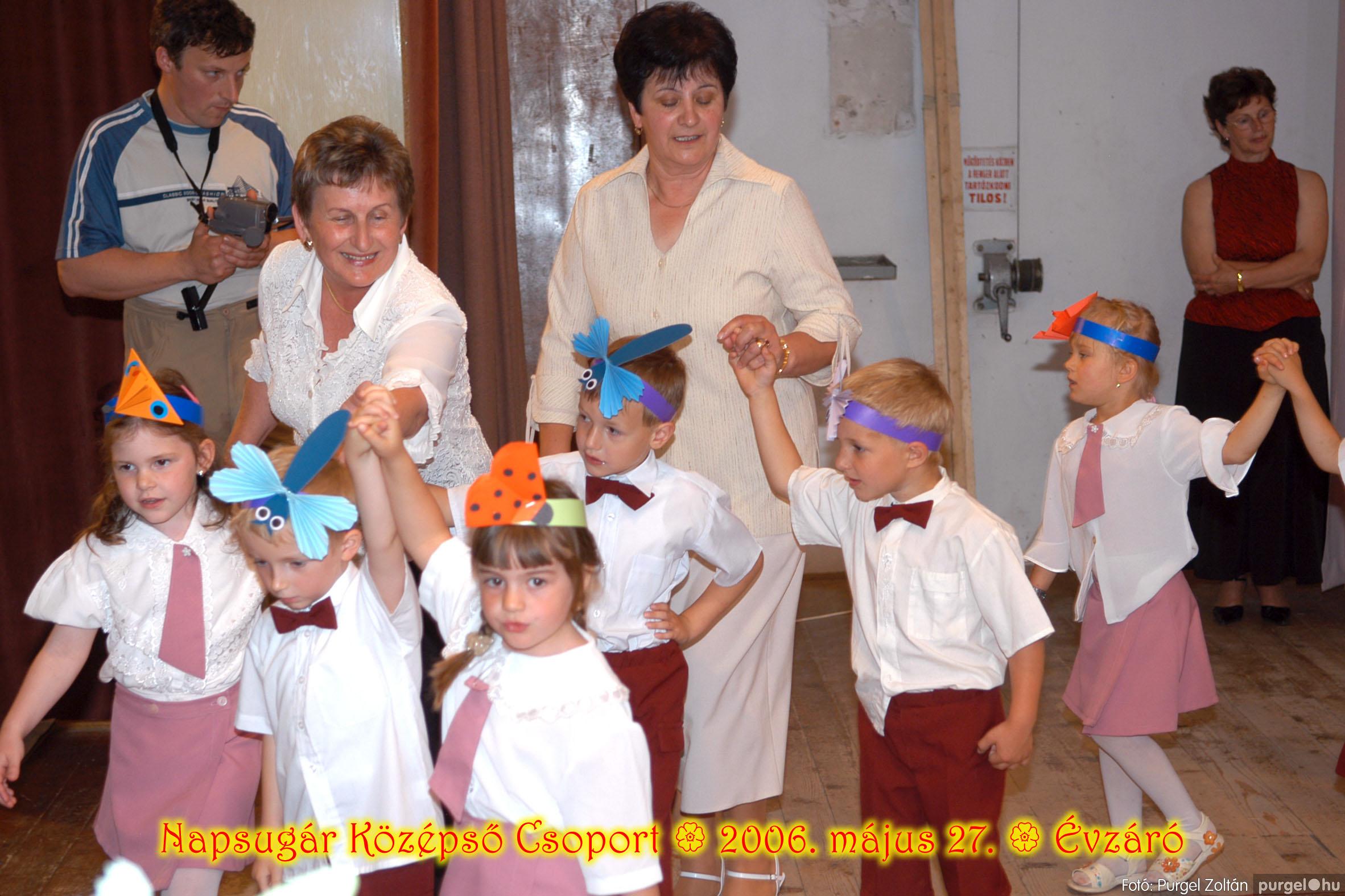 2006.05.27. 107 Kurca-parti Óvoda évzáró 2006. - Napsugár csoport - Fotó:PURGEL ZOLTÁN© 405.jpg
