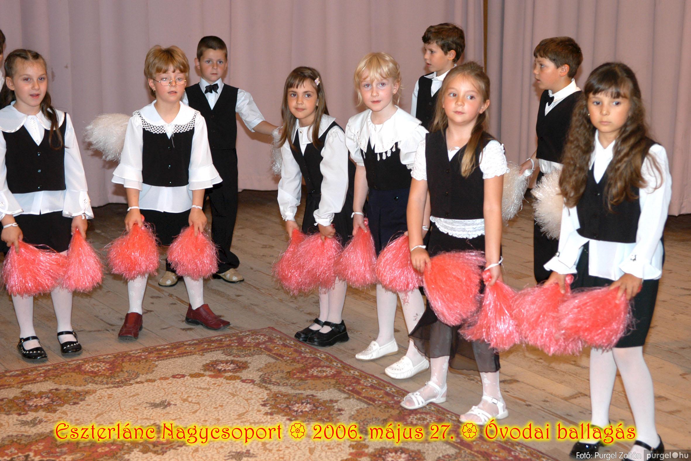 2006.05.27. 100 Kurca-parti Óvoda évzáró 2006. - Eszterlánc csoport - Fotó:PURGEL ZOLTÁN© 128.jpg