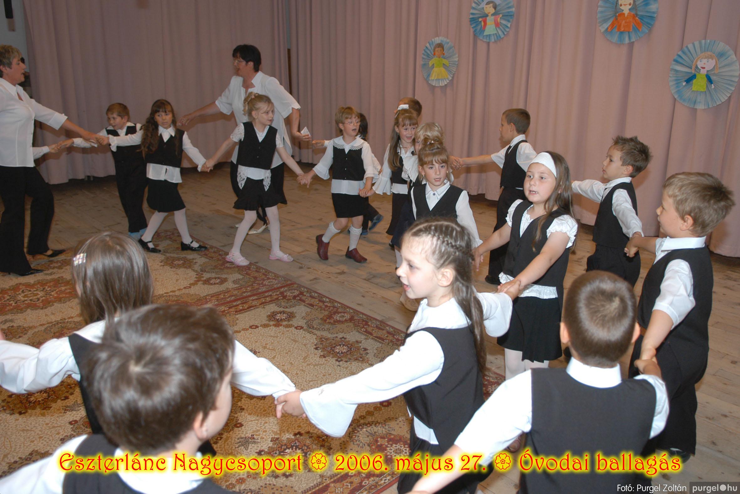 2006.05.27. 092 Kurca-parti Óvoda évzáró 2006. - Eszterlánc csoport - Fotó:PURGEL ZOLTÁN© 120.jpg