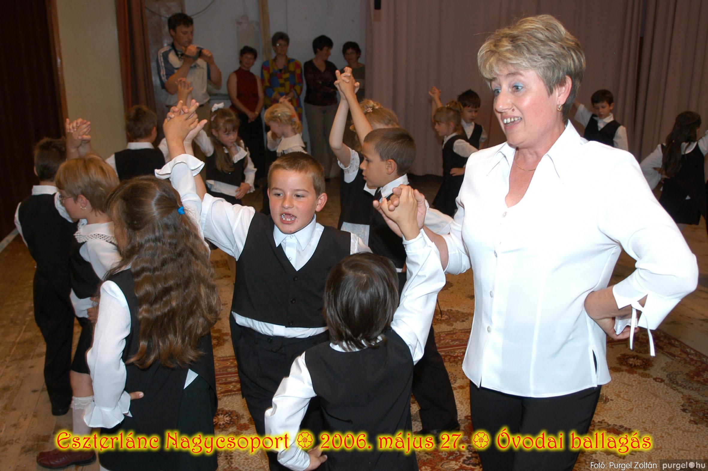 2006.05.27. 091 Kurca-parti Óvoda évzáró 2006. - Eszterlánc csoport - Fotó:PURGEL ZOLTÁN© 119.jpg