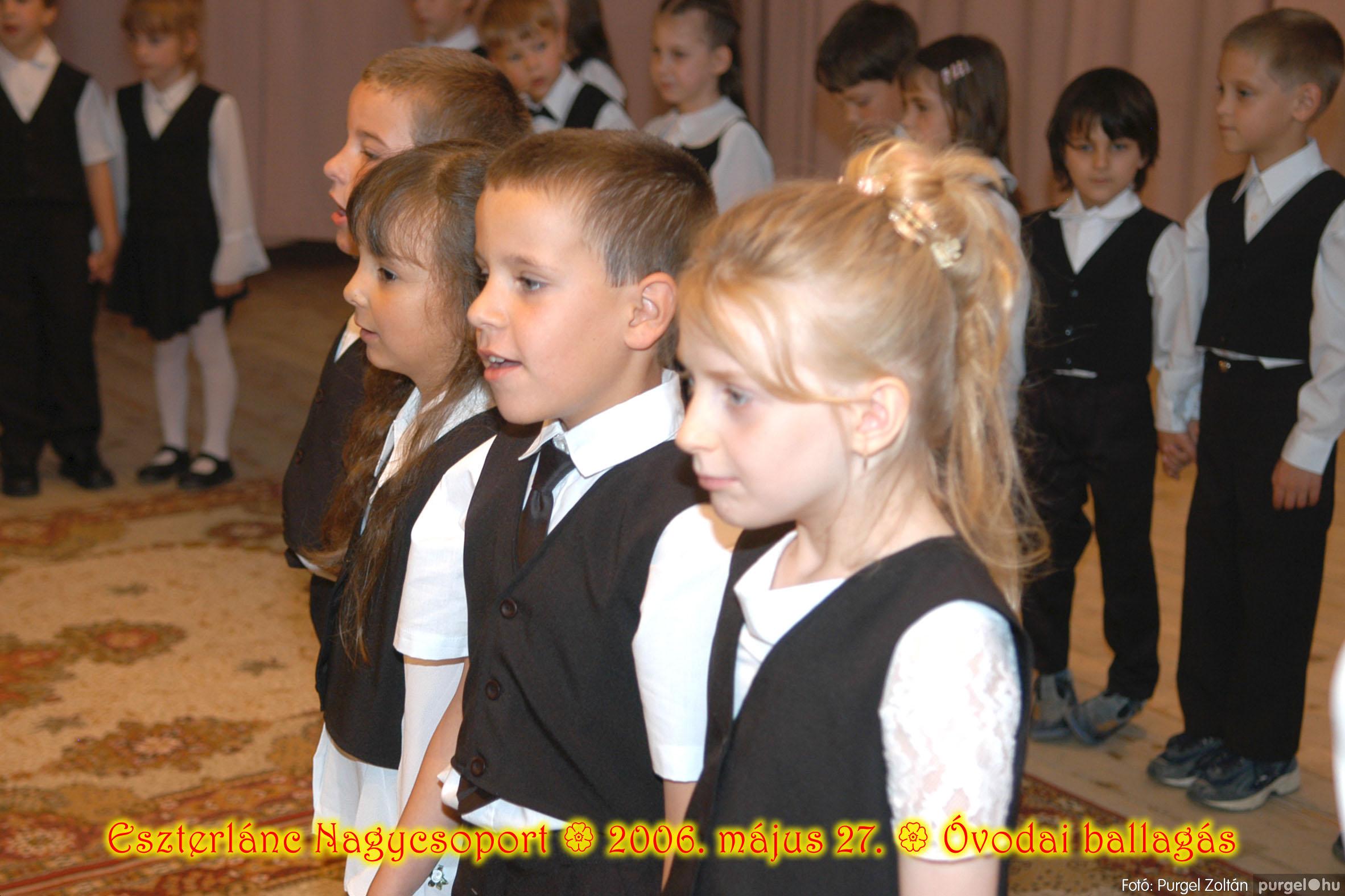 2006.05.27. 088 Kurca-parti Óvoda évzáró 2006. - Eszterlánc csoport - Fotó:PURGEL ZOLTÁN© 116.jpg