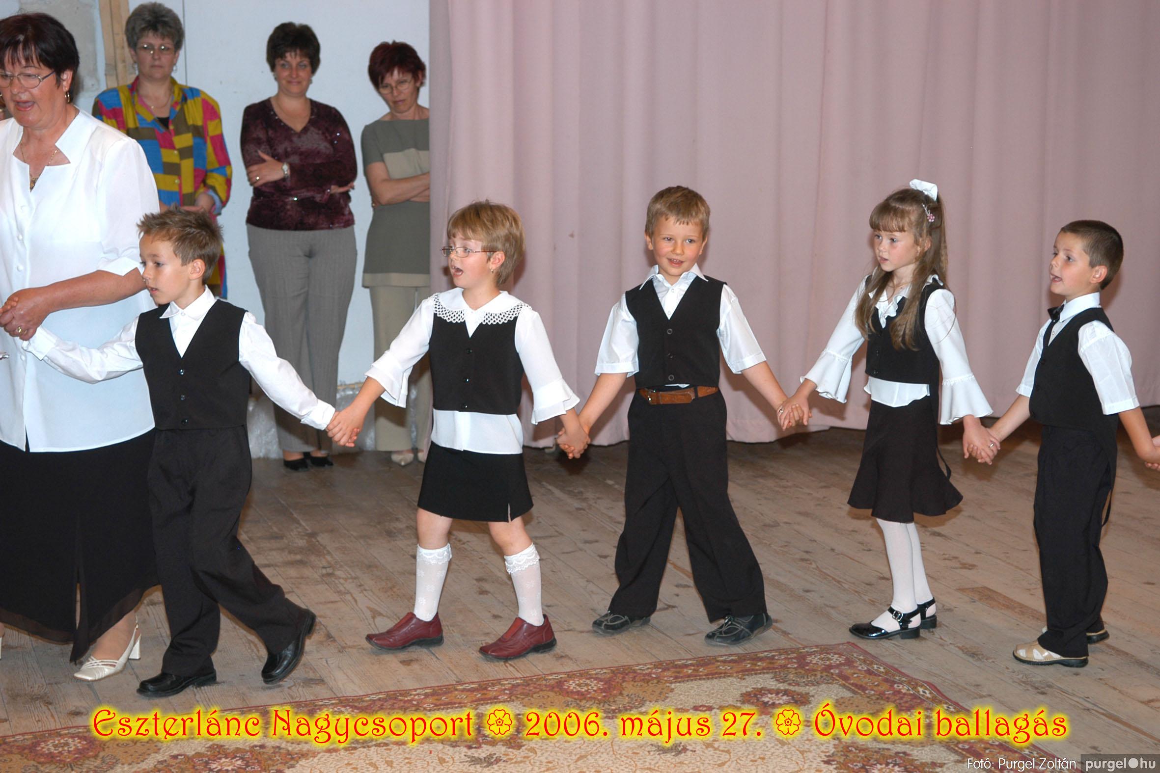 2006.05.27. 081 Kurca-parti Óvoda évzáró 2006. - Eszterlánc csoport - Fotó:PURGEL ZOLTÁN© 109.jpg