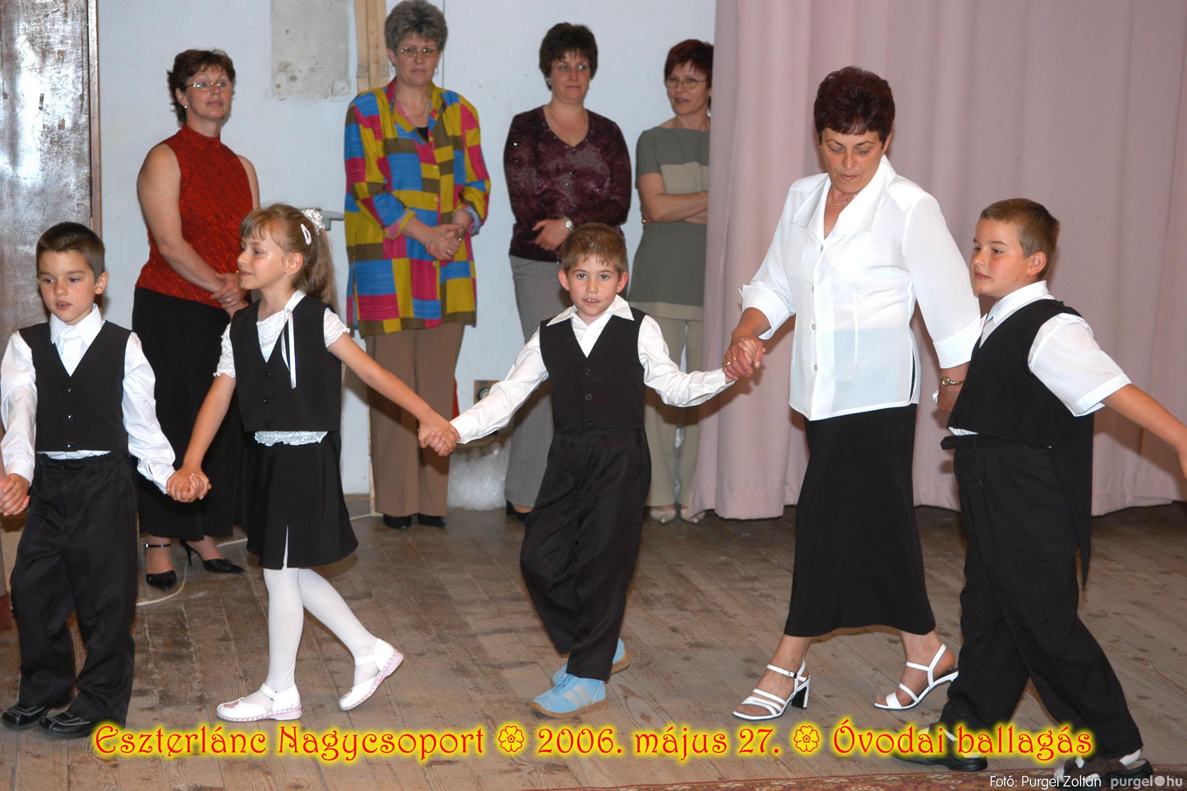 2006.05.27. 079 Kurca-parti Óvoda évzáró 2006. - Eszterlánc csoport - Fotó:PURGEL ZOLTÁN© 107.jpg