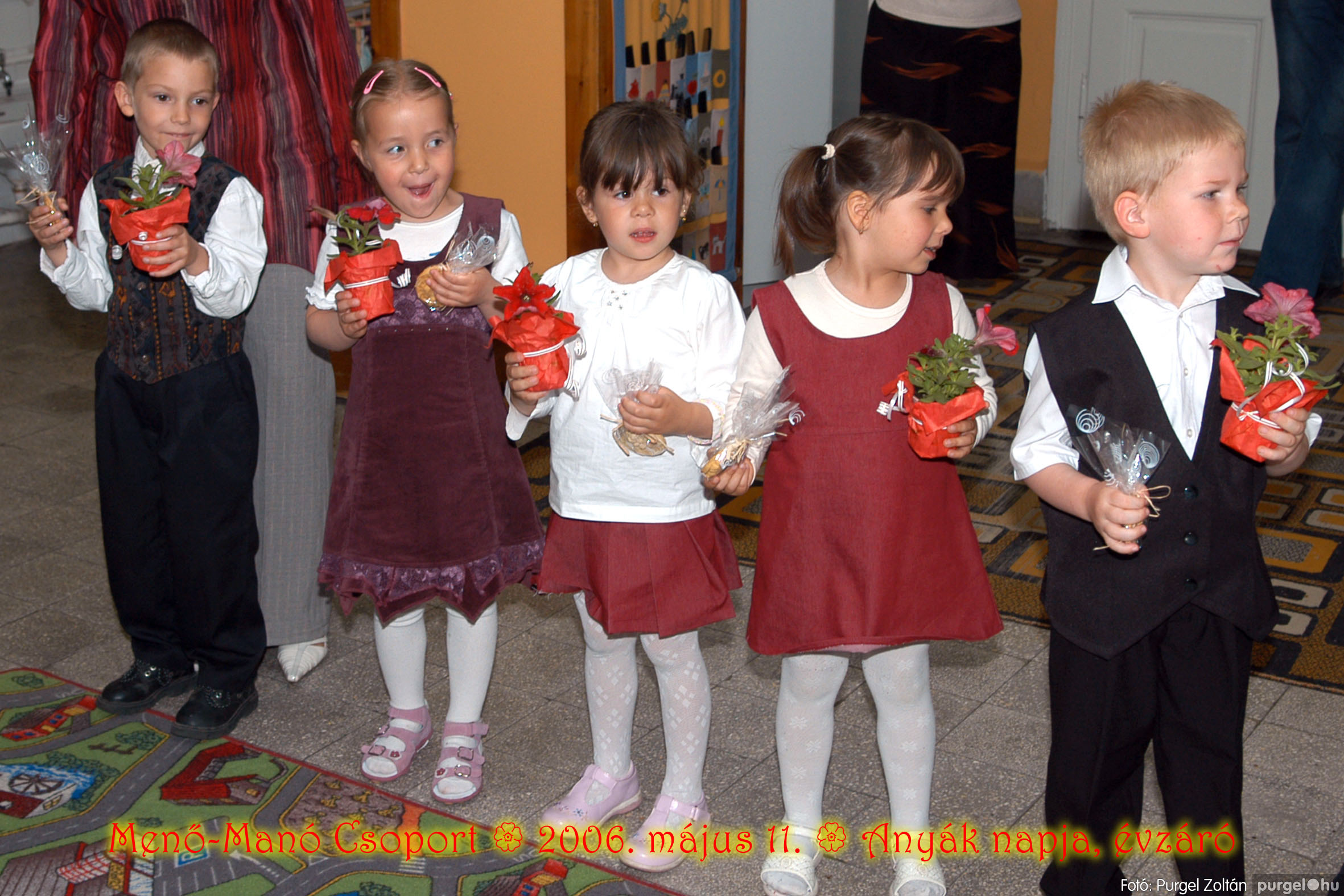 2006.05.11. 039 Kurca-parti Óvoda évzáró 2006. - Menő-Manó csoport - Fotó:PURGEL ZOLTÁN© 321.jpg