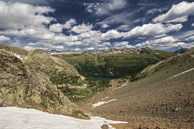 Passo di Crampiolo - Parco Naturale Alpe Devero (Italy)
