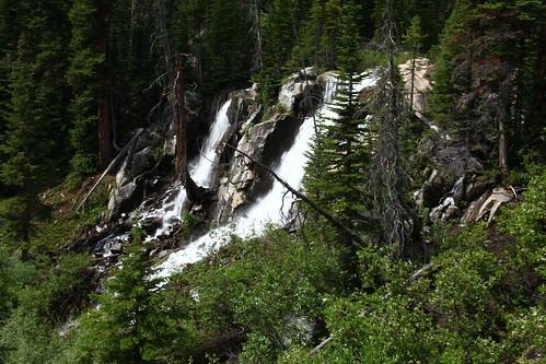 Missouri creek waterfall 227