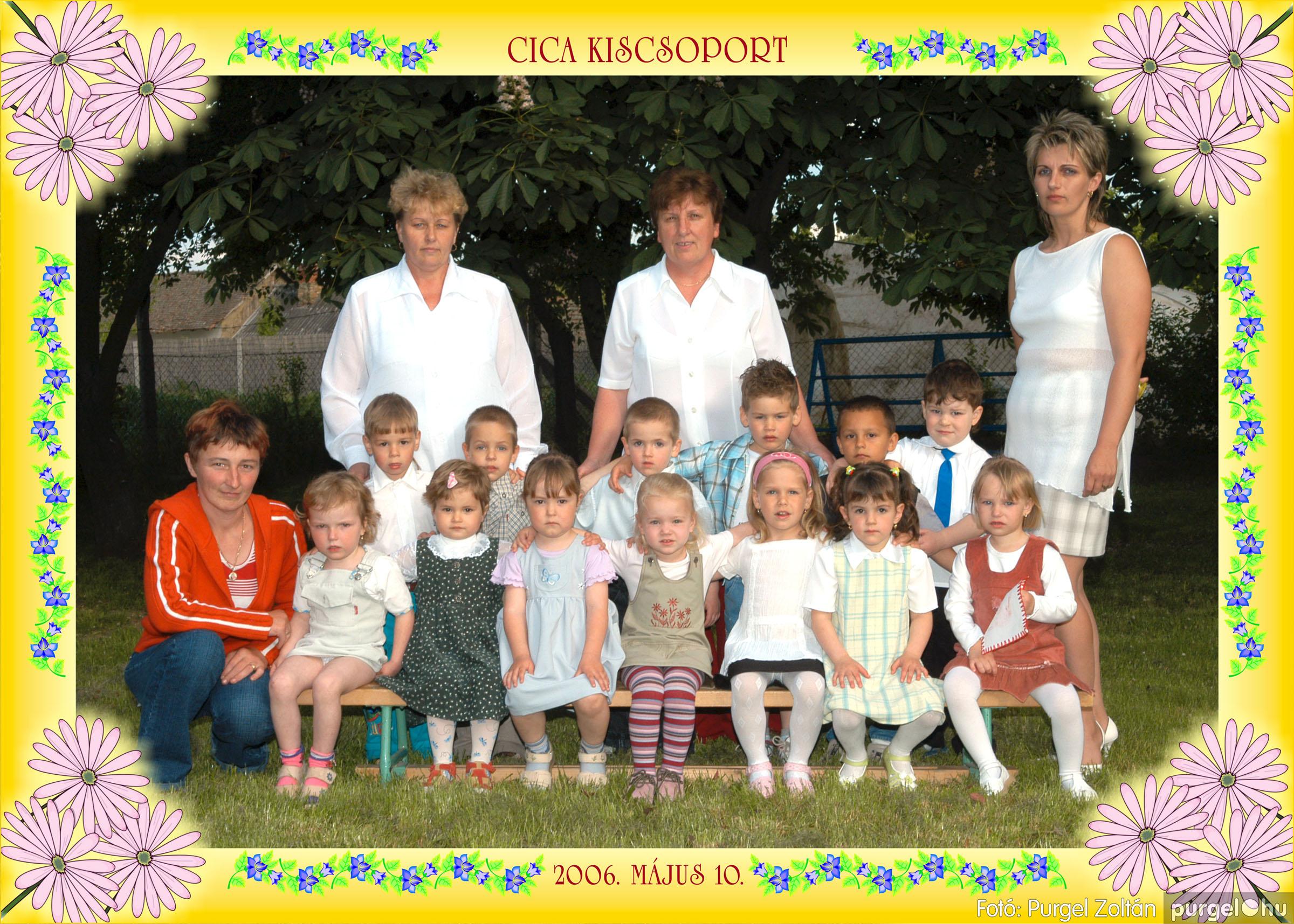 2006.05.10-27. 030 Kurca-parti Óvoda csoportképek 2006. - Fotó:PURGEL ZOLTÁN© csoport-753-cica.jpg