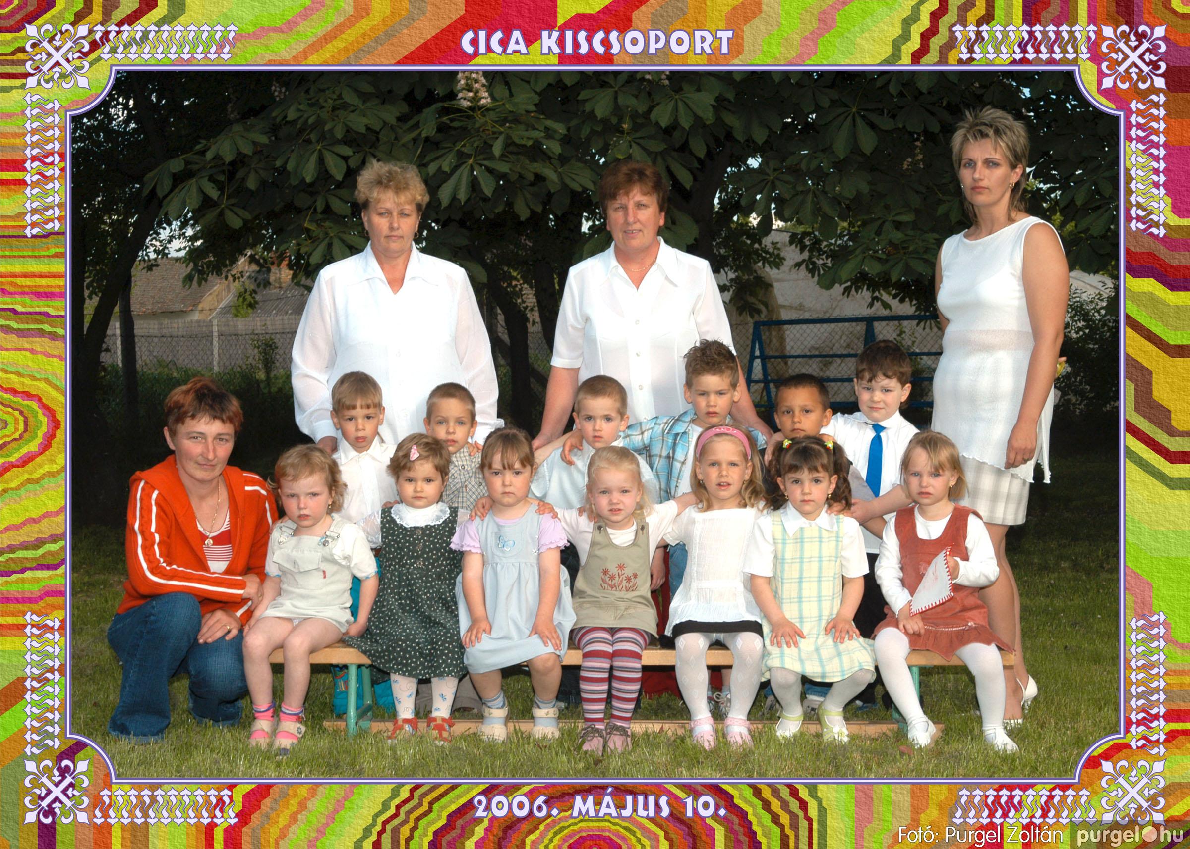 2006.05.10-27. 029 Kurca-parti Óvoda csoportképek 2006. - Fotó:PURGEL ZOLTÁN© csoport-752-cica.jpg