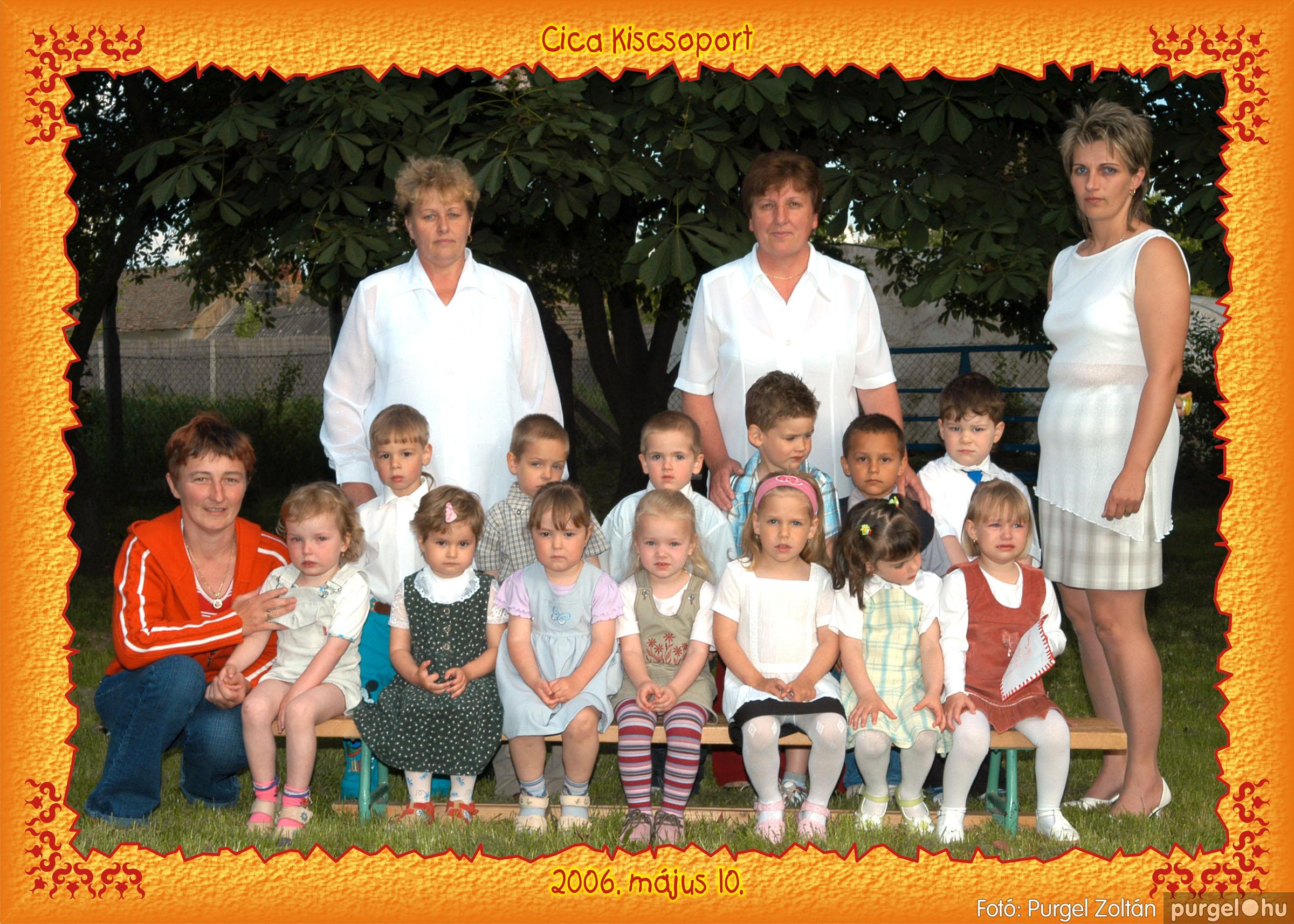 2006.05.10-27. 027 Kurca-parti Óvoda csoportképek 2006. - Fotó:PURGEL ZOLTÁN© csoport-750-cica.jpg