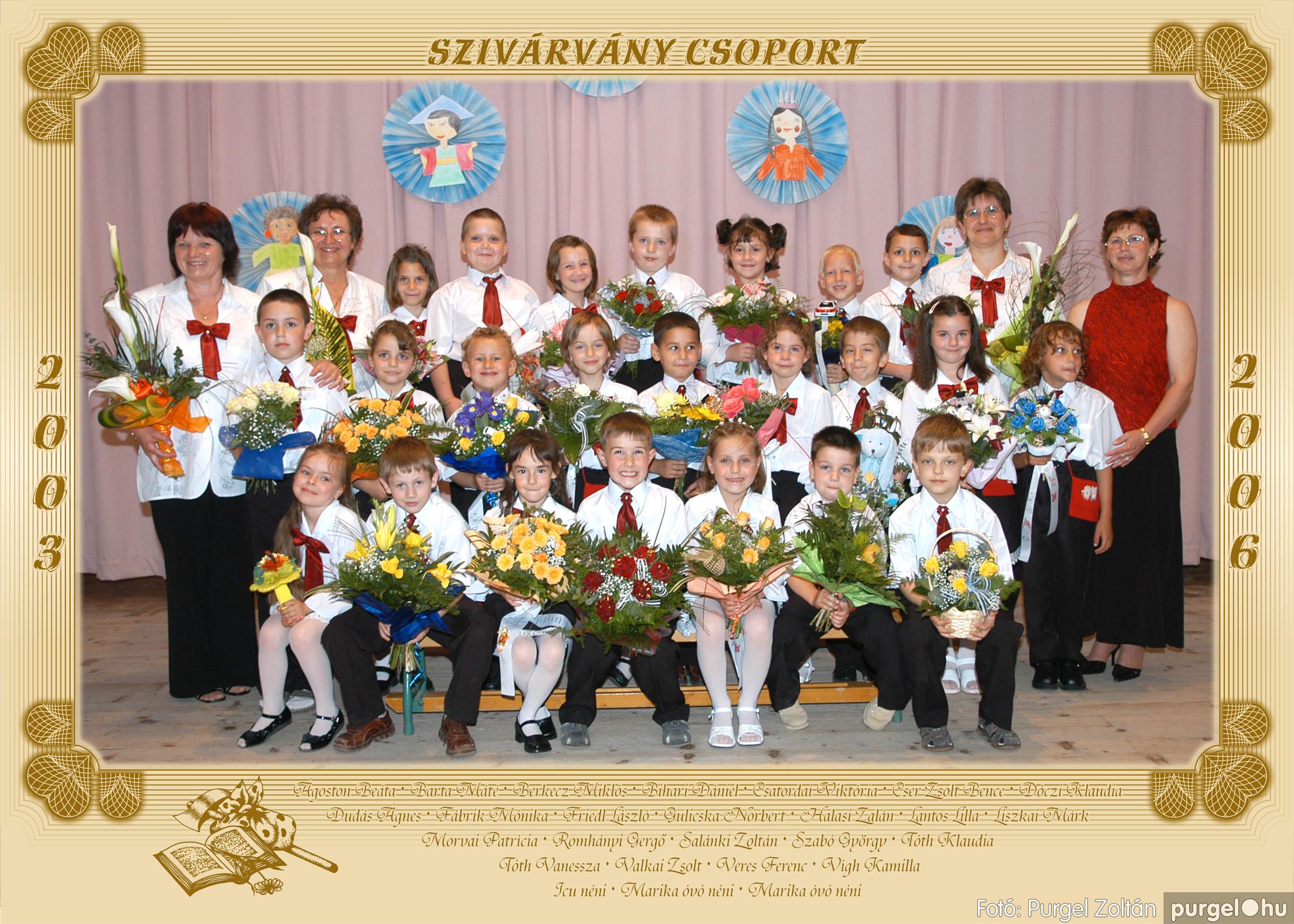 2006.05.10-27. 025 Kurca-parti Óvoda csoportképek 2006. - Fotó:PURGEL ZOLTÁN© csoport-654-szivárvány.jpg