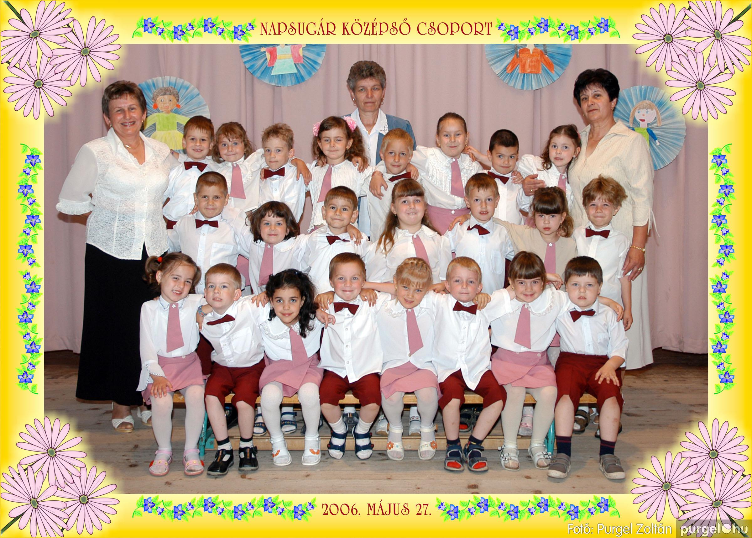 2006.05.10-27. 014 Kurca-parti Óvoda csoportképek 2006. - Fotó:PURGEL ZOLTÁN© csoport-451-napsugár.jpg