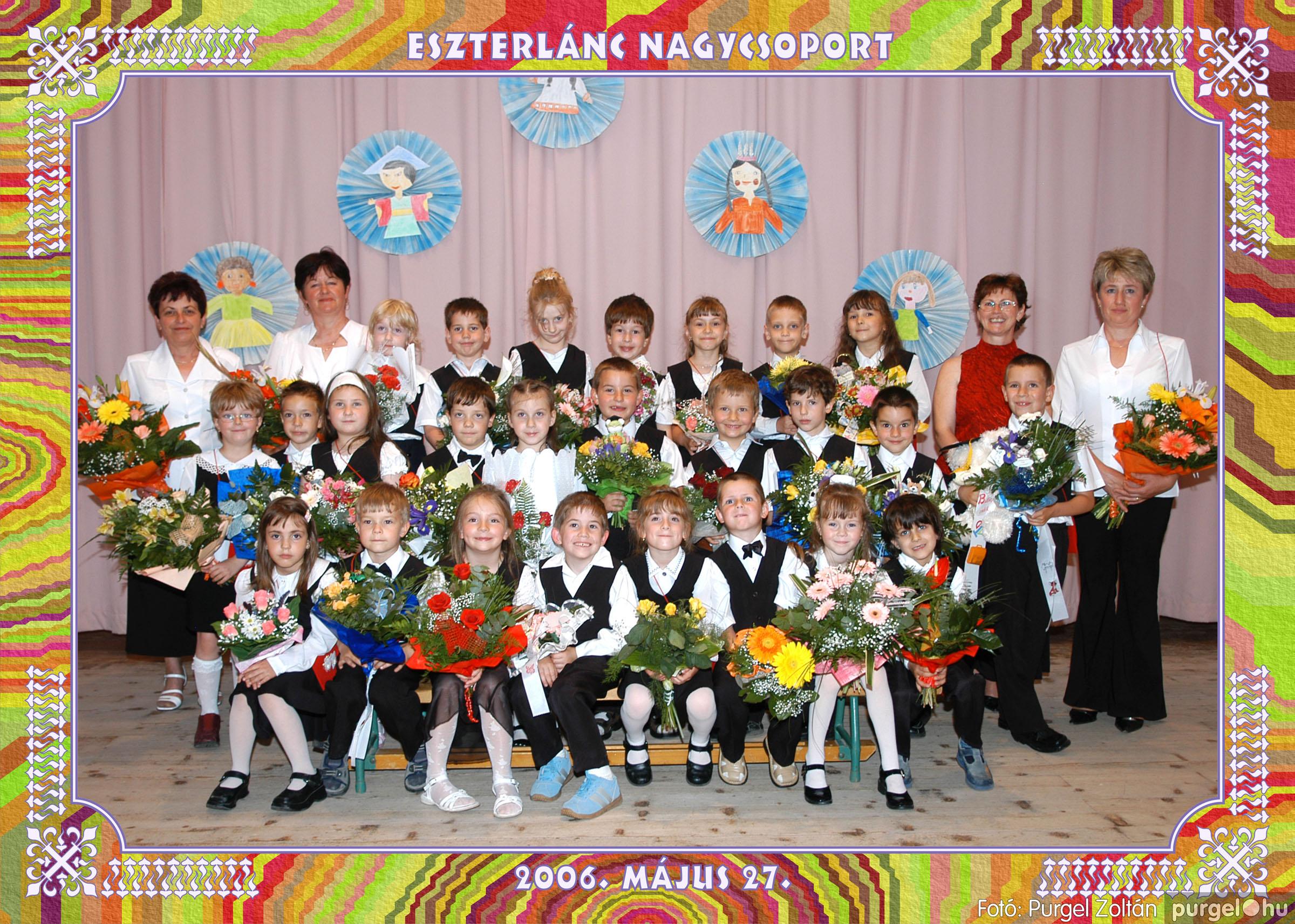 2006.05.10-27. 002 Kurca-parti Óvoda csoportképek 2006. - Fotó:PURGEL ZOLTÁN© csoport-152-eszterlánc.jpg