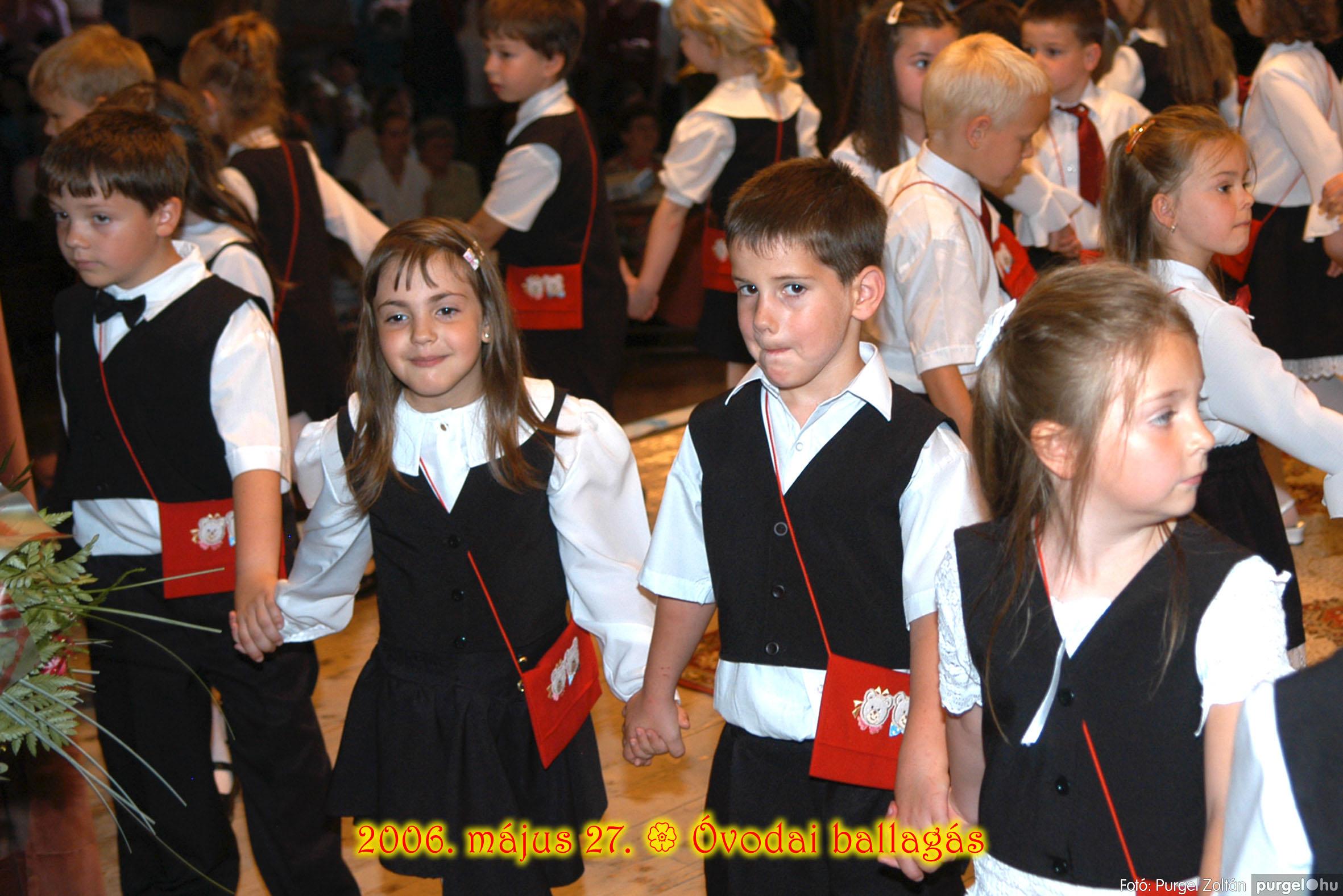 2006.05.27. 220 Kurca-parti Óvoda évzáró 2006. - Eszterlánc és Szivárvány csoportok - Fotó:PURGEL ZOLTÁN© 817.jpg