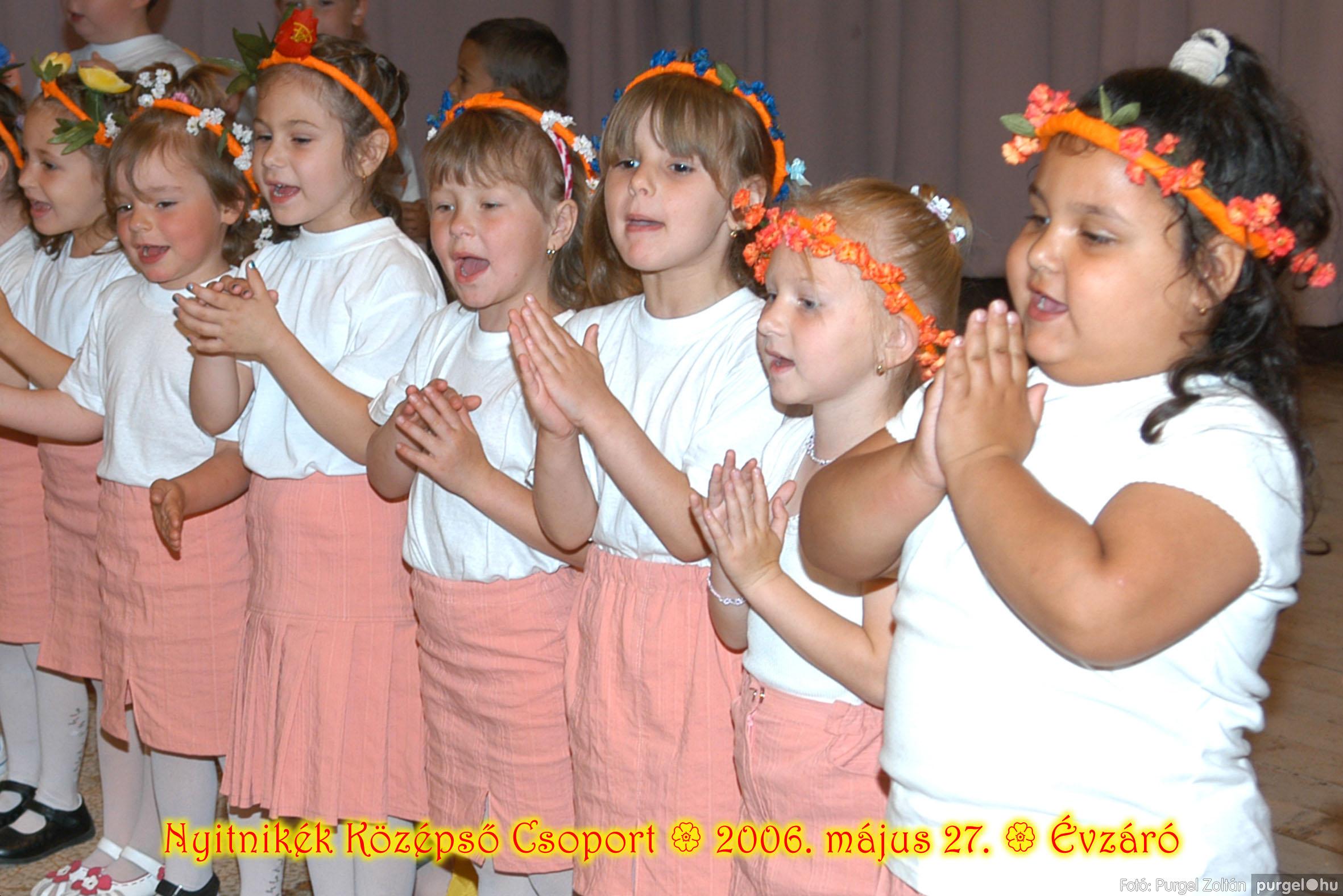 2006.05.27. 137 Kurca-parti Óvoda évzáró 2006. - Nyitnikék csoport - Fotó:PURGEL ZOLTÁN© 505.jpg