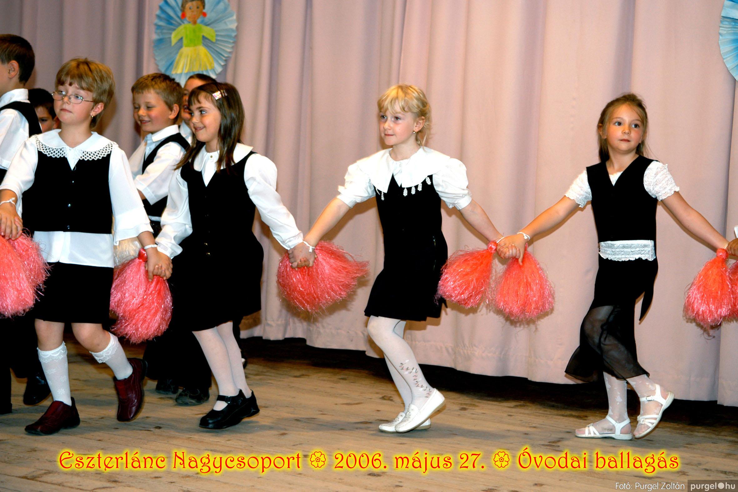 2006.05.27. 098 Kurca-parti Óvoda évzáró 2006. - Eszterlánc csoport - Fotó:PURGEL ZOLTÁN© 126.jpg