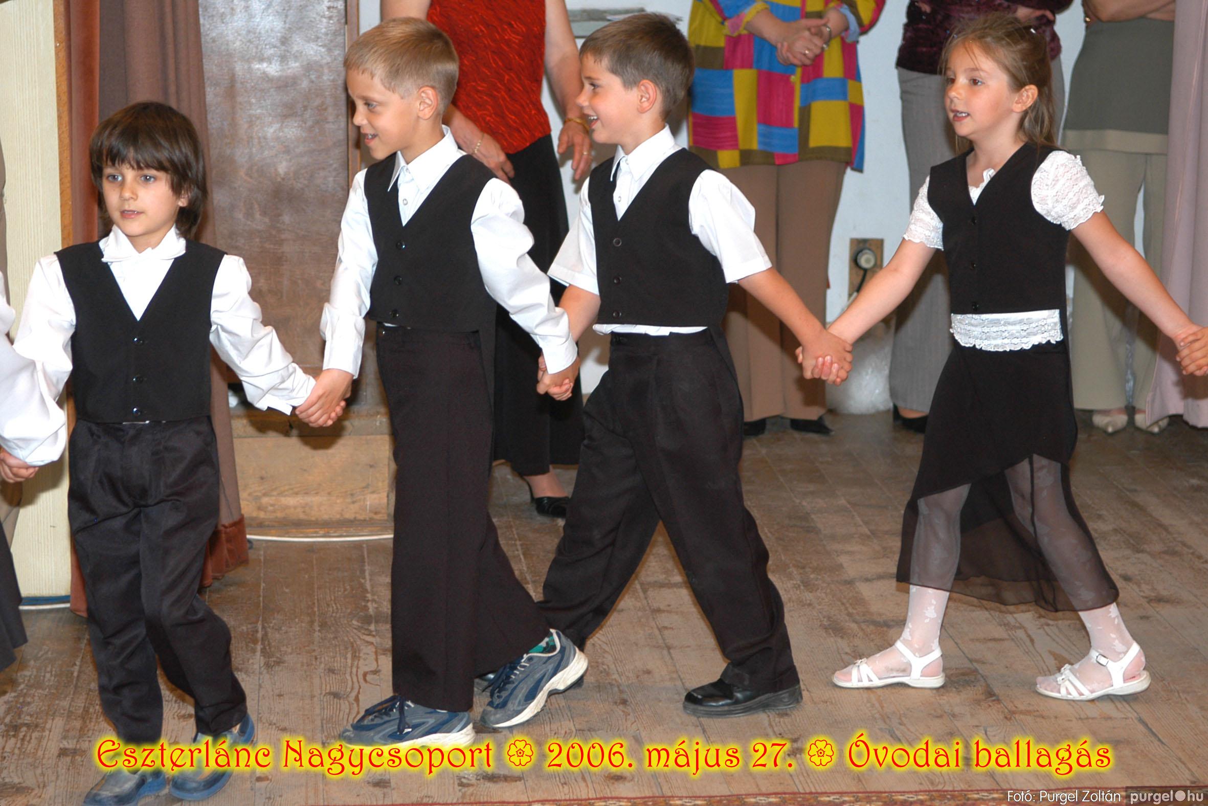 2006.05.27. 078 Kurca-parti Óvoda évzáró 2006. - Eszterlánc csoport - Fotó:PURGEL ZOLTÁN© 106.jpg