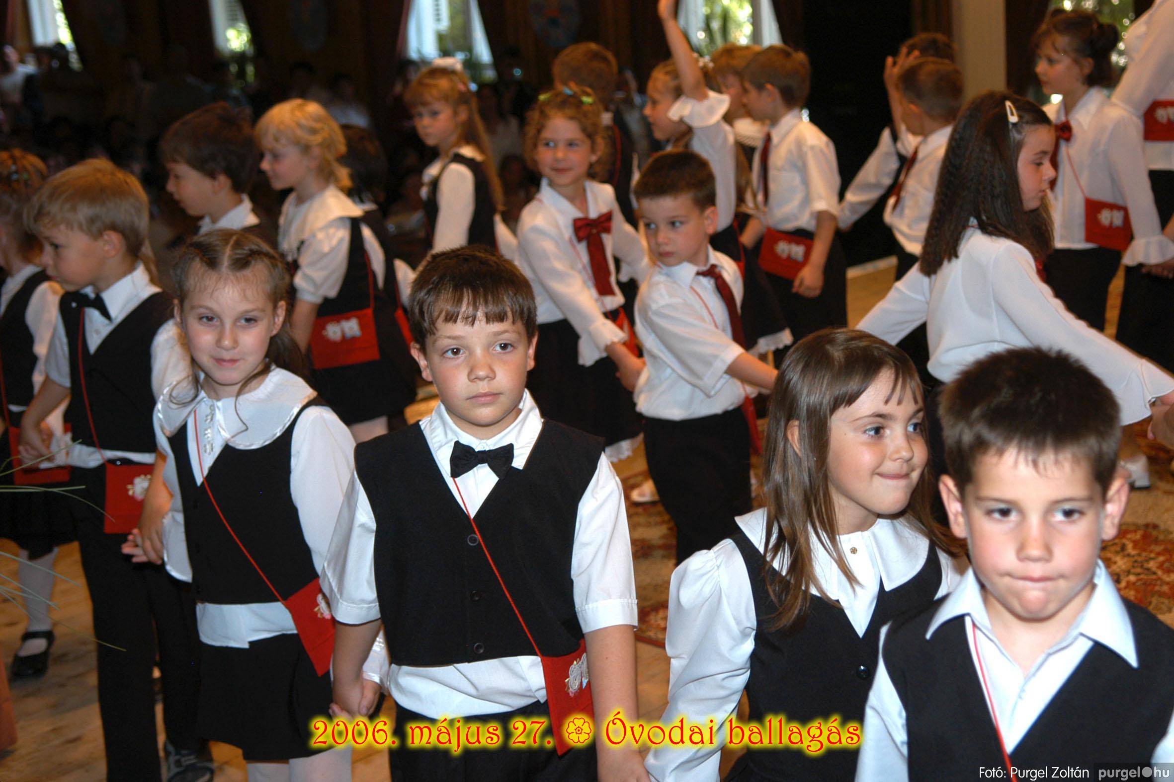 2006.05.27. 221 Kurca-parti Óvoda évzáró 2006. - Eszterlánc és Szivárvány csoportok - Fotó:PURGEL ZOLTÁN© 818.jpg