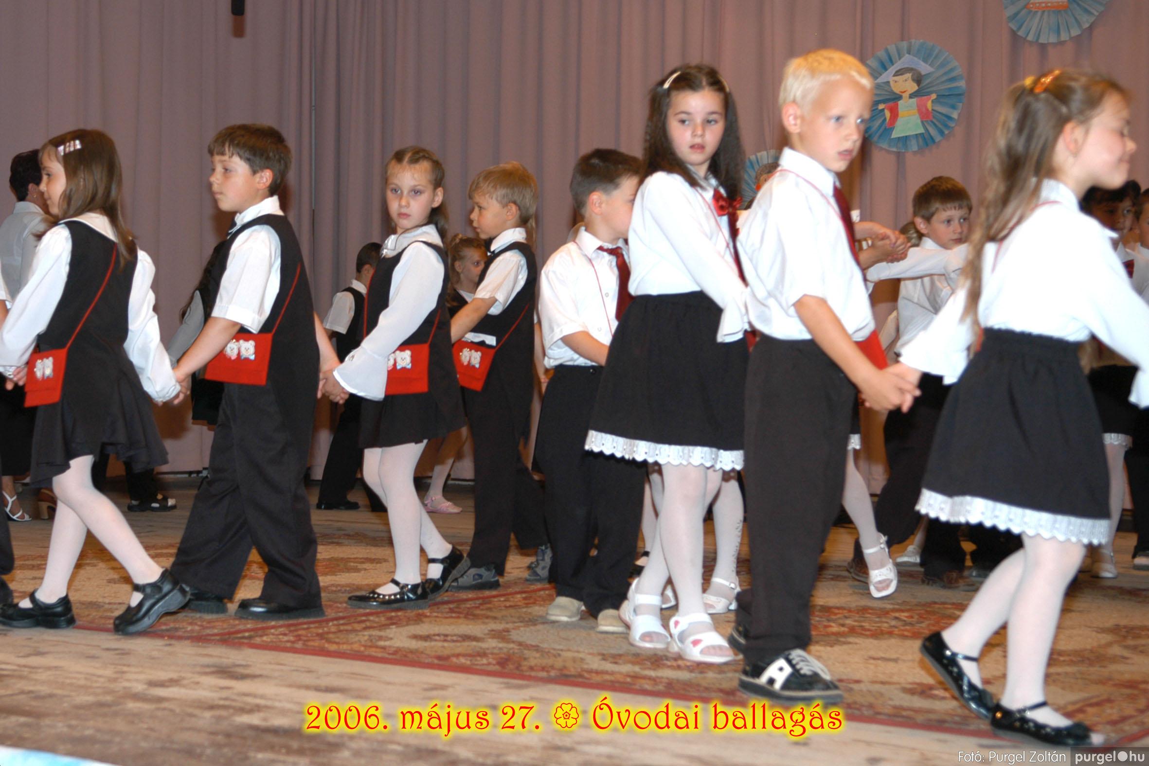 2006.05.27. 218 Kurca-parti Óvoda évzáró 2006. - Eszterlánc és Szivárvány csoportok - Fotó:PURGEL ZOLTÁN© 815.jpg