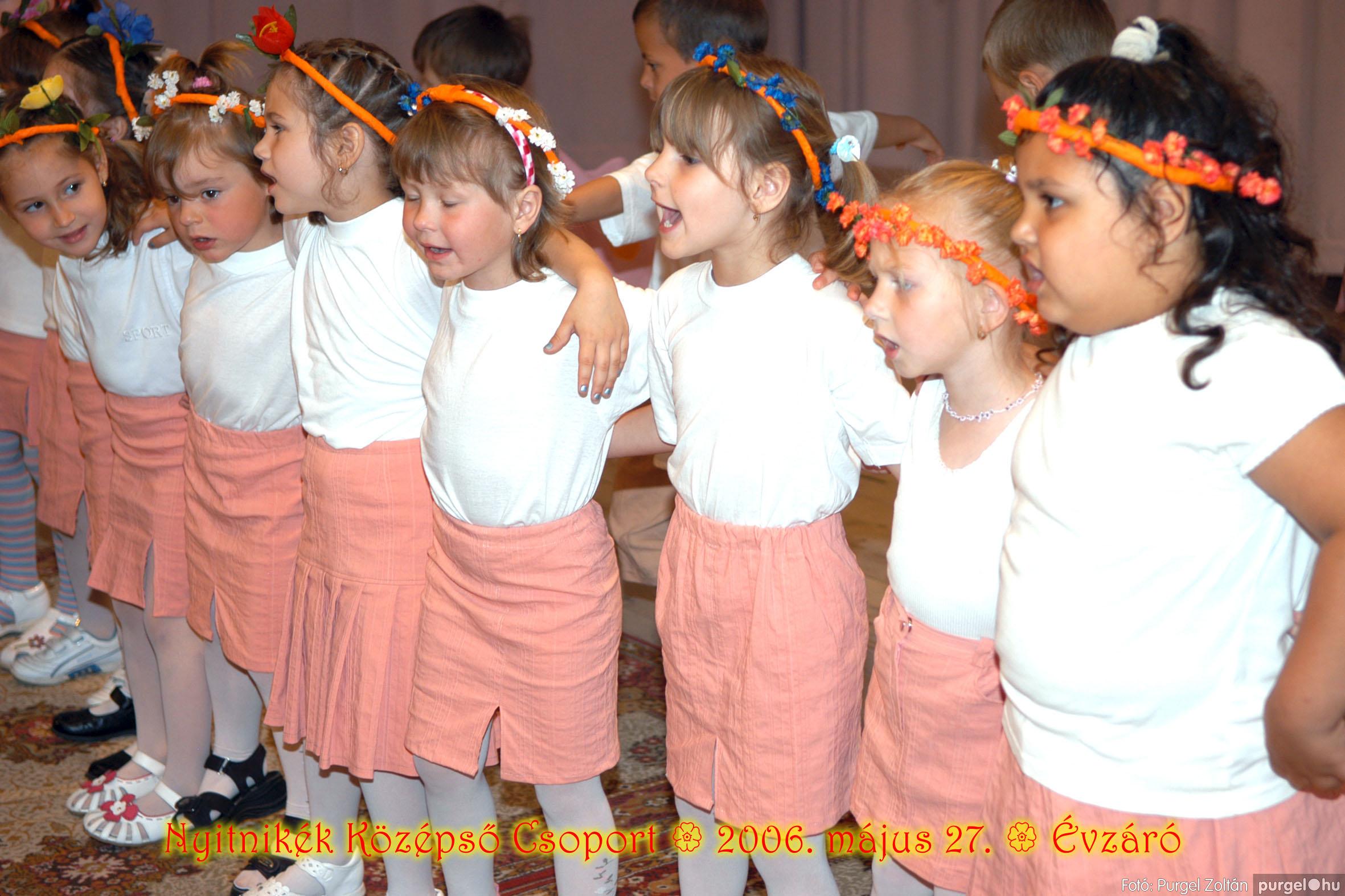 2006.05.27. 152 Kurca-parti Óvoda évzáró 2006. - Nyitnikék csoport - Fotó:PURGEL ZOLTÁN© 520.jpg