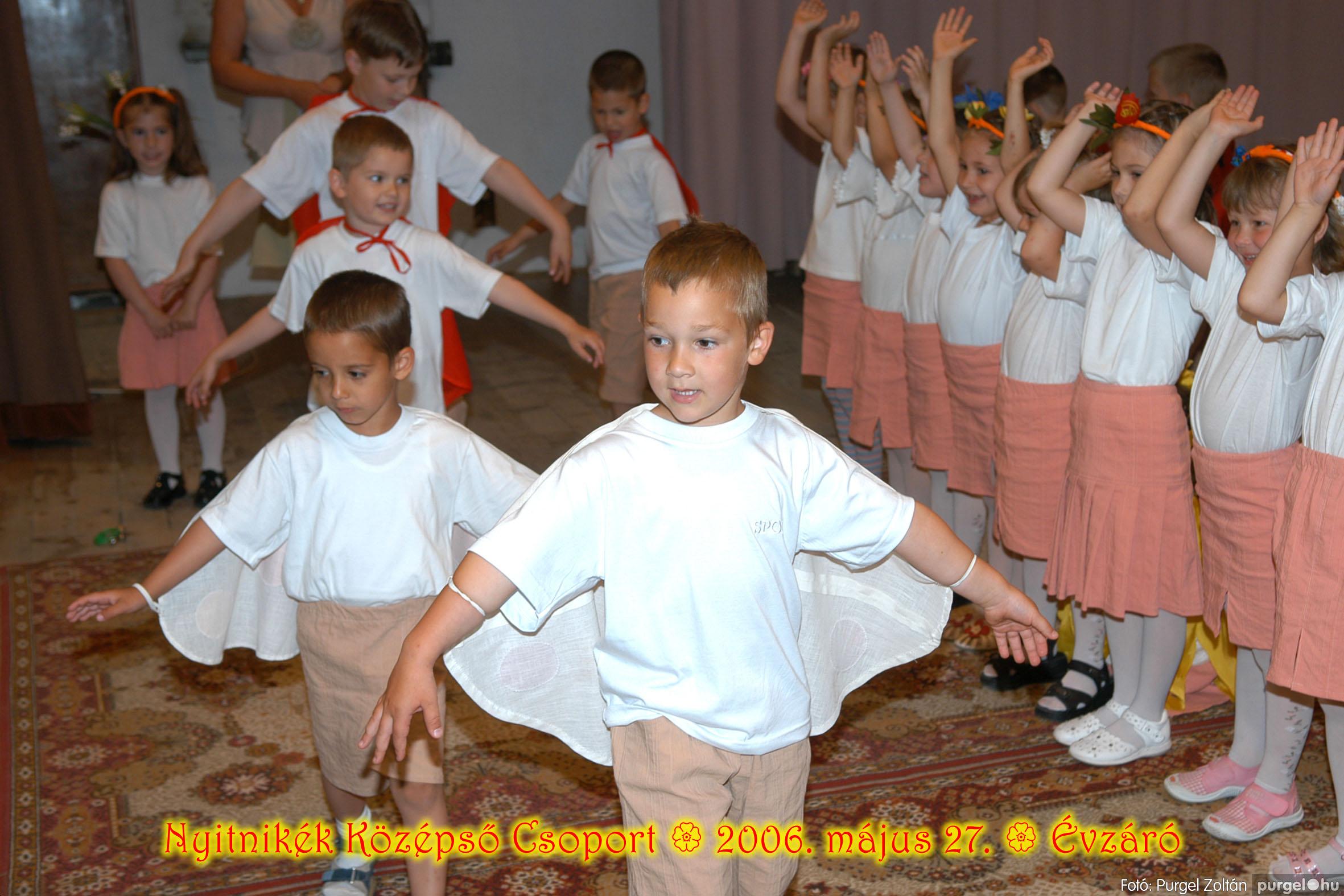 2006.05.27. 141 Kurca-parti Óvoda évzáró 2006. - Nyitnikék csoport - Fotó:PURGEL ZOLTÁN© 509.jpg